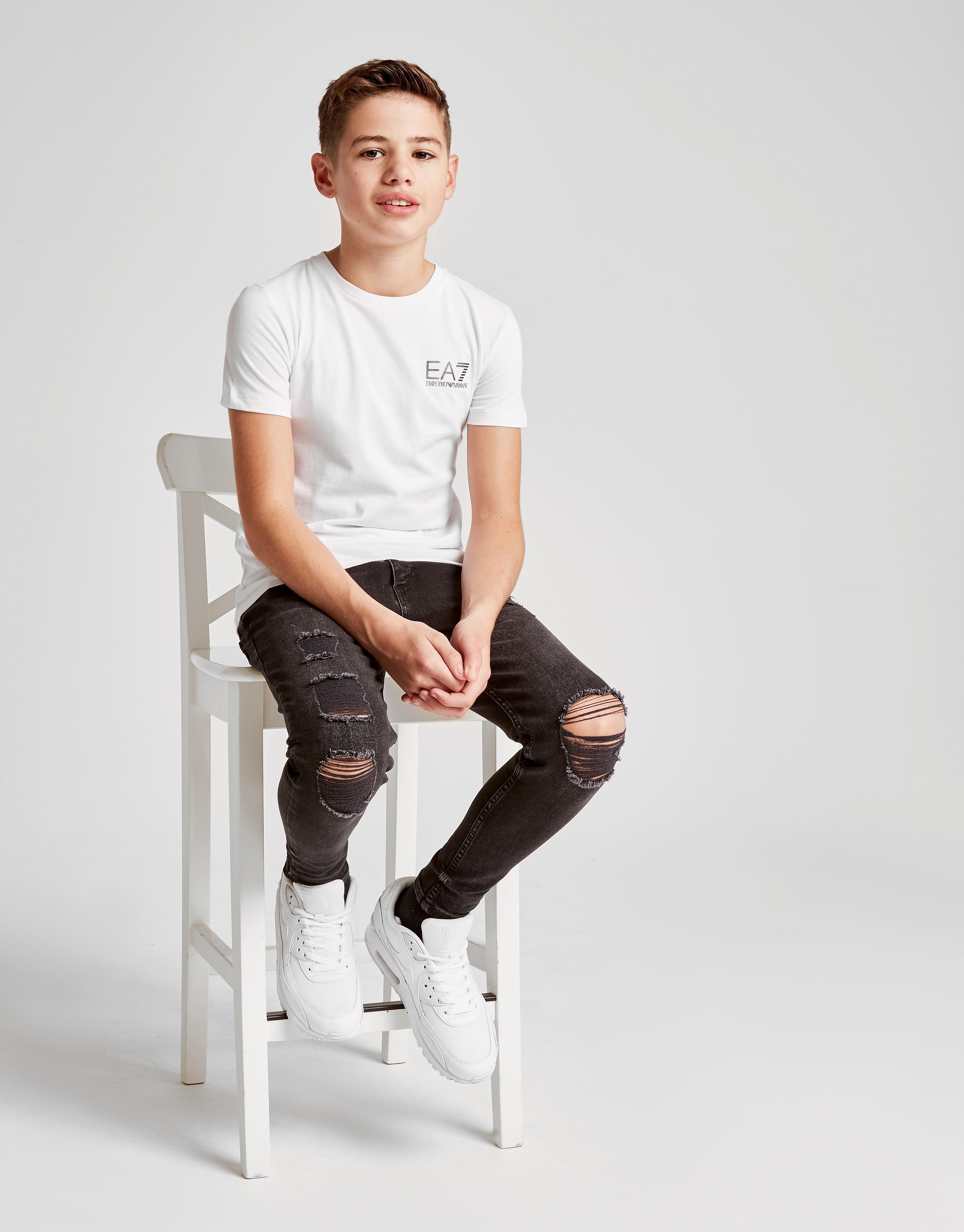 Emporio Armani EA7 Core Logo T-Shirt til Juniorer