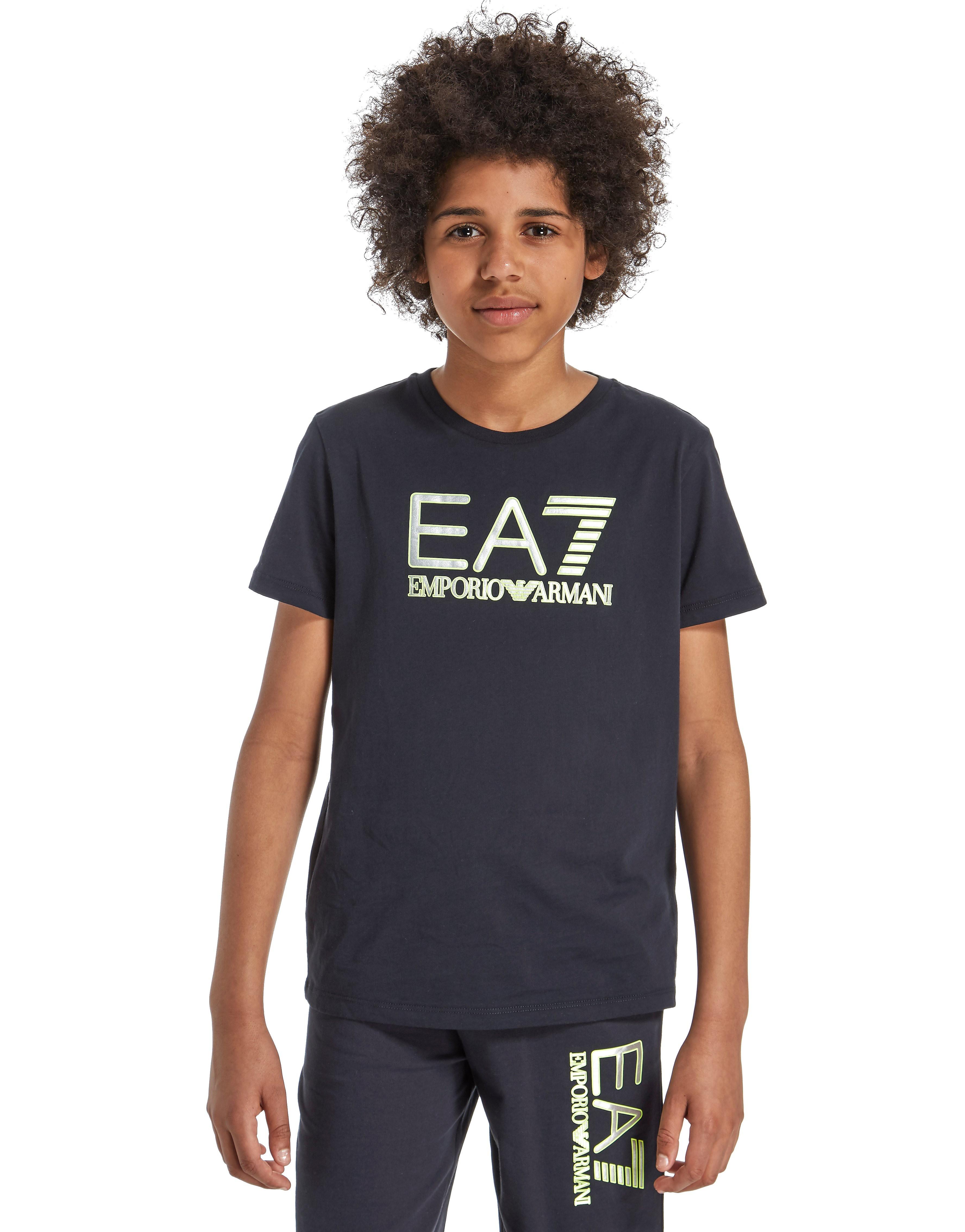 Emporio Armani EA7 Camiseta Logo júnior