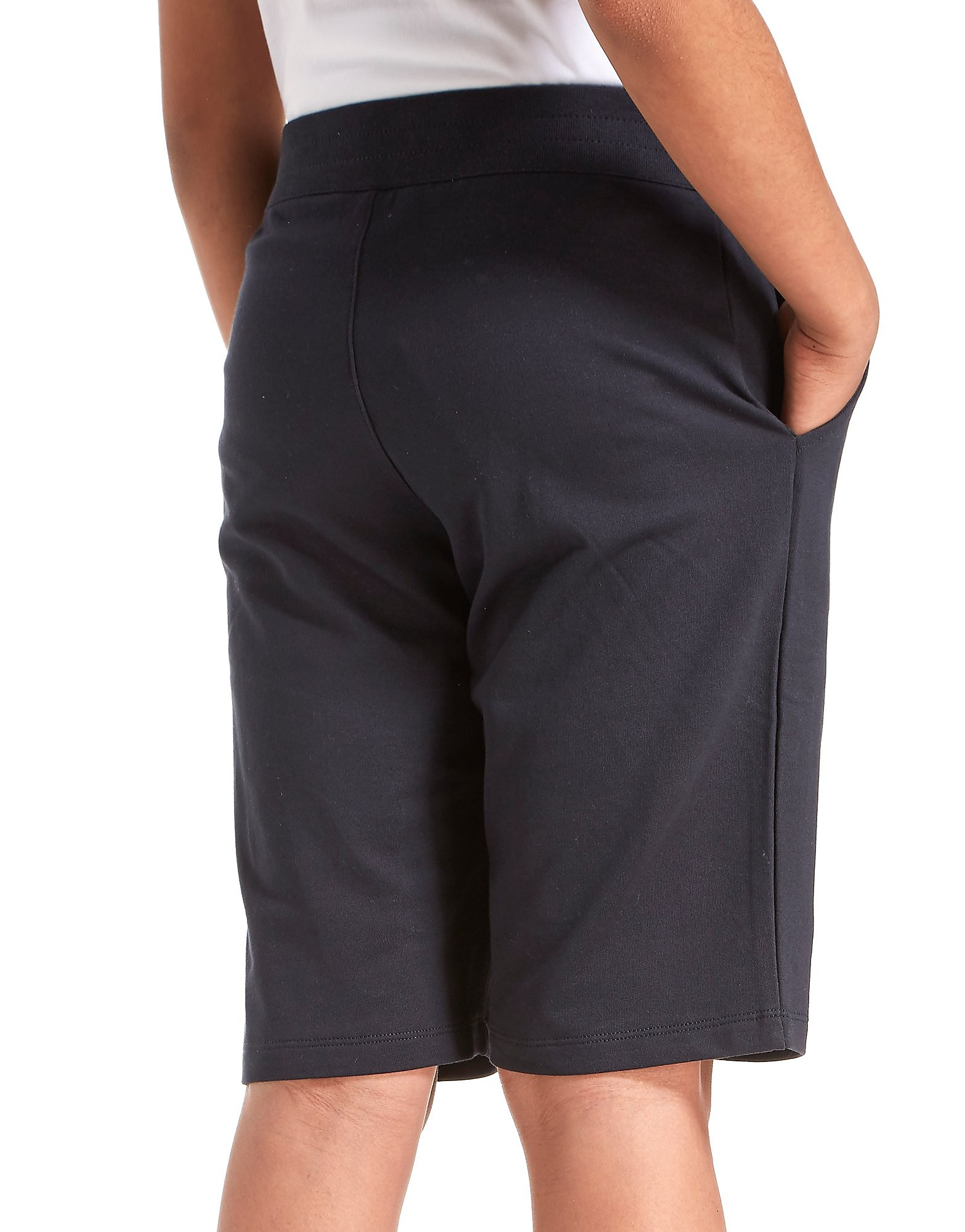 Emporio Armani EA7 Pantalones cortos Visibility Fleece júnior