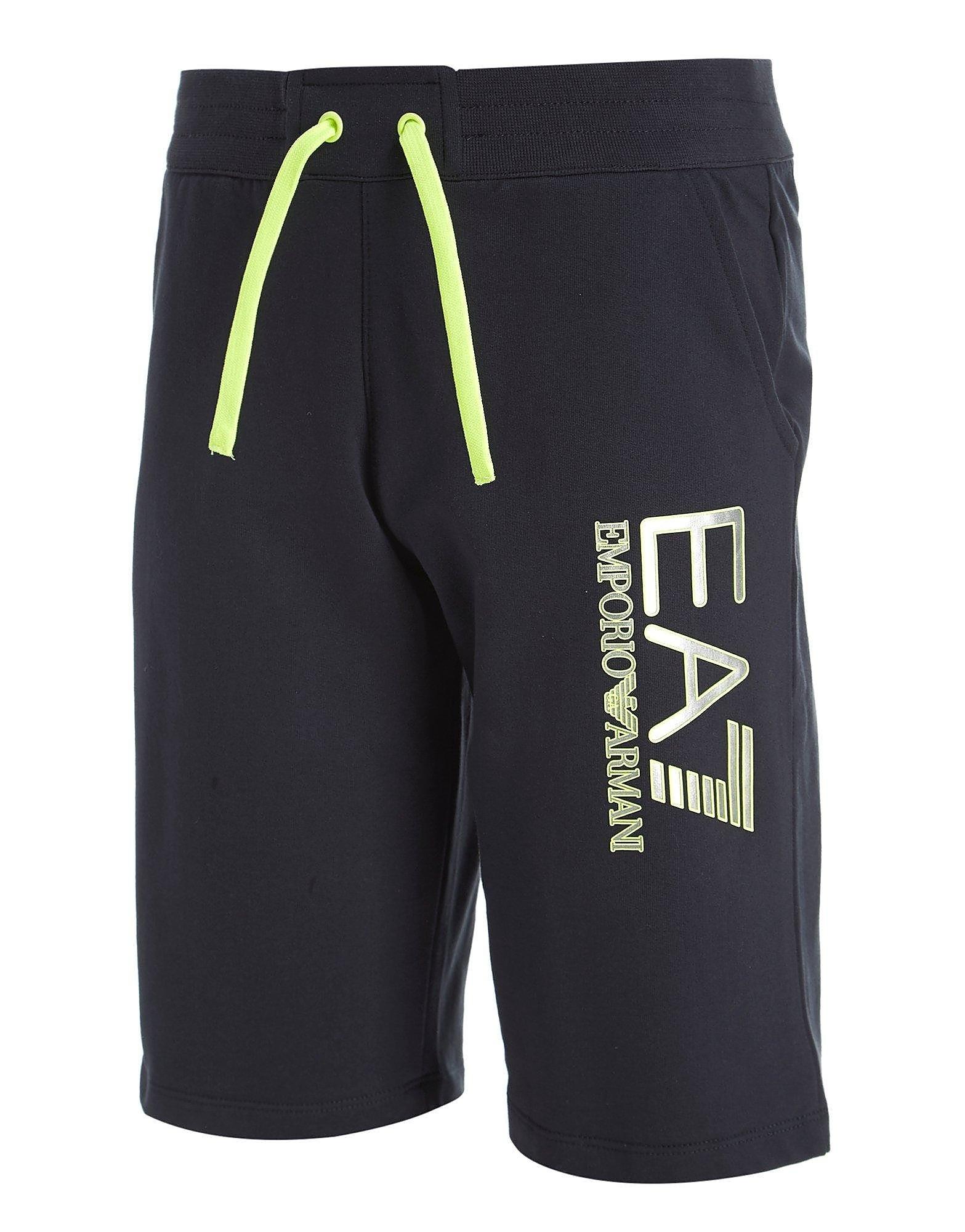 Emporio Armani EA7 Visibility Fleece Shorts Junior