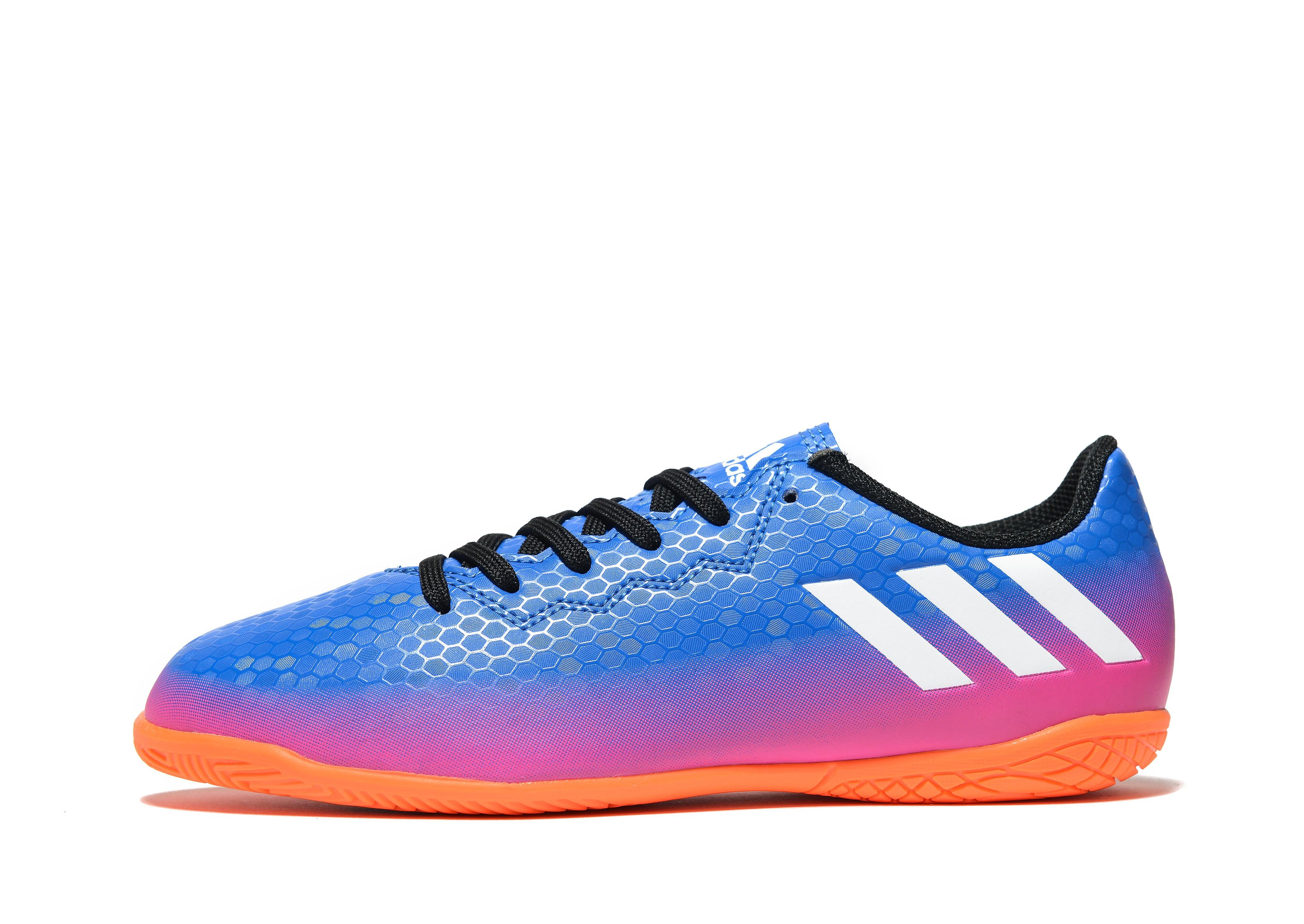 adidas Blue Blast Messi 17.4 IC Children