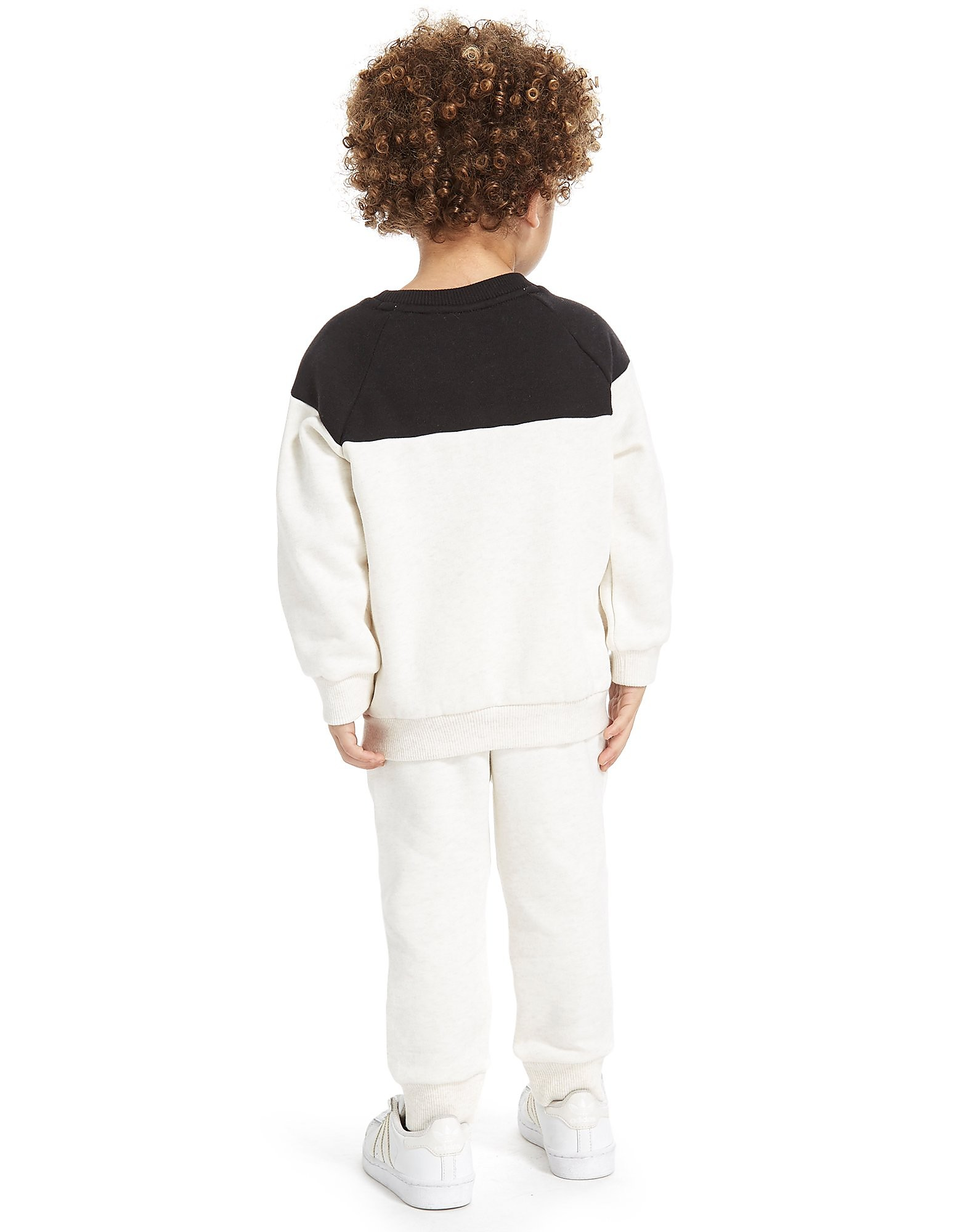 adidas Originals Trefoil Crew Suit Infant