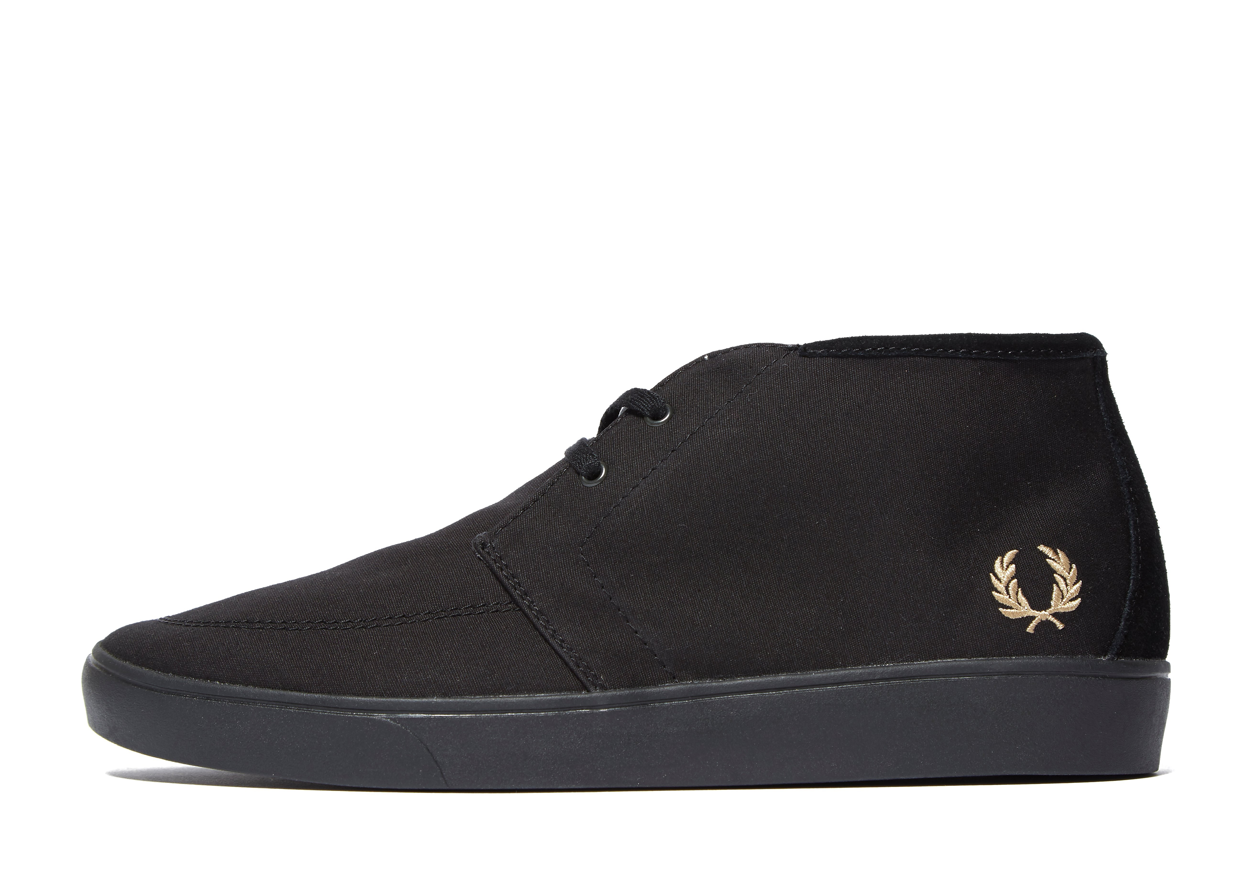 Fred Perry Shields Mid
