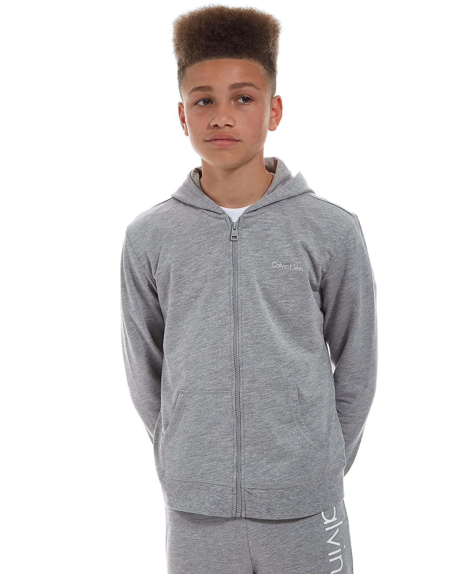 Calvin Klein Modern Full Zip Hoody Junior
