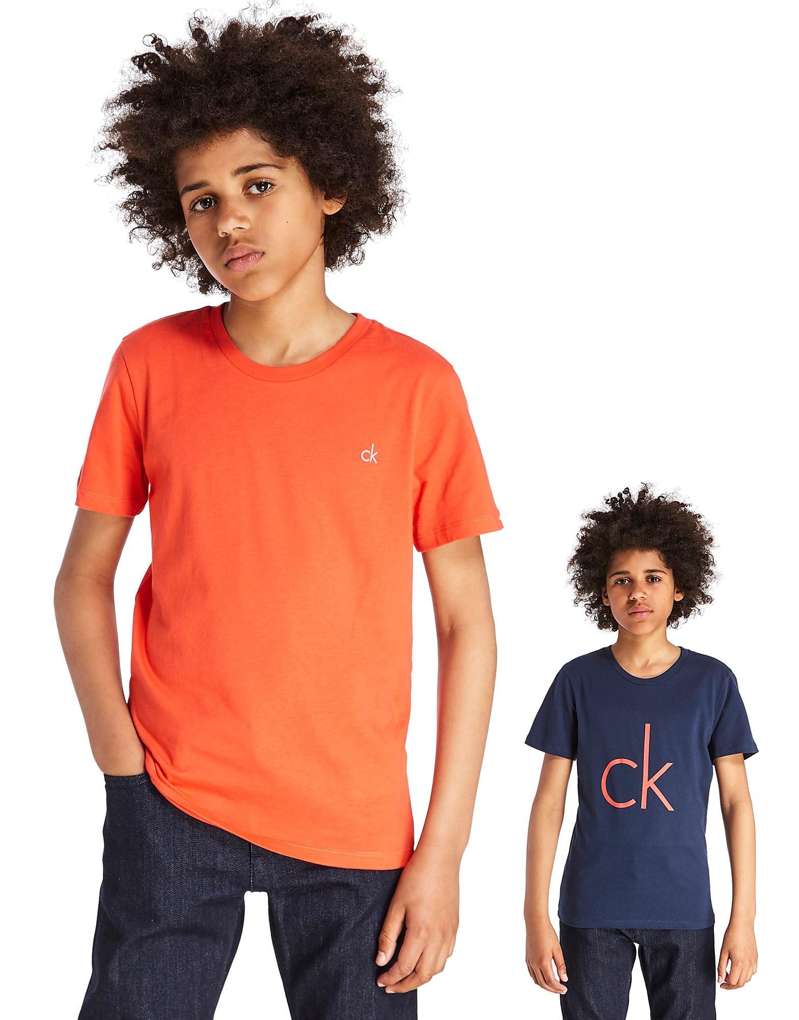 Calvin Klein T-Shirt Two Pack Junior