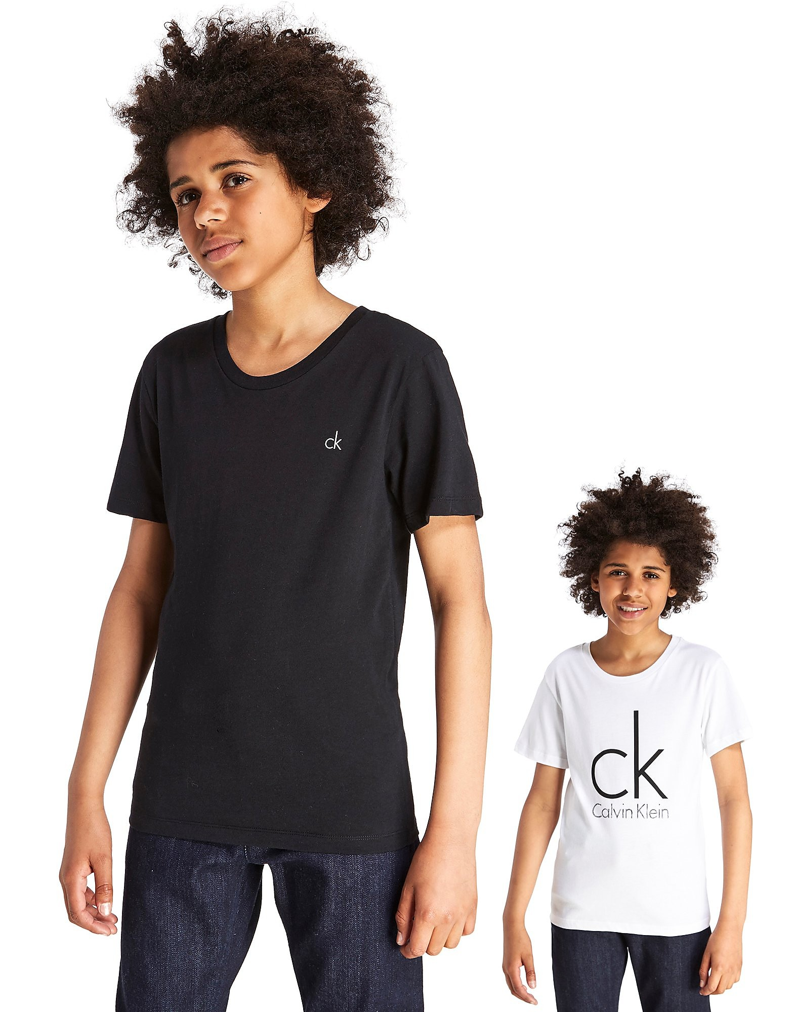 Calvin Klein T-Shirt Two Pack Junior