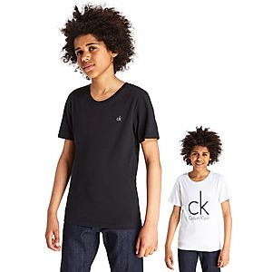 af6b2f9930926 Calvin Klein T-Shirt Two Pack Junior ...