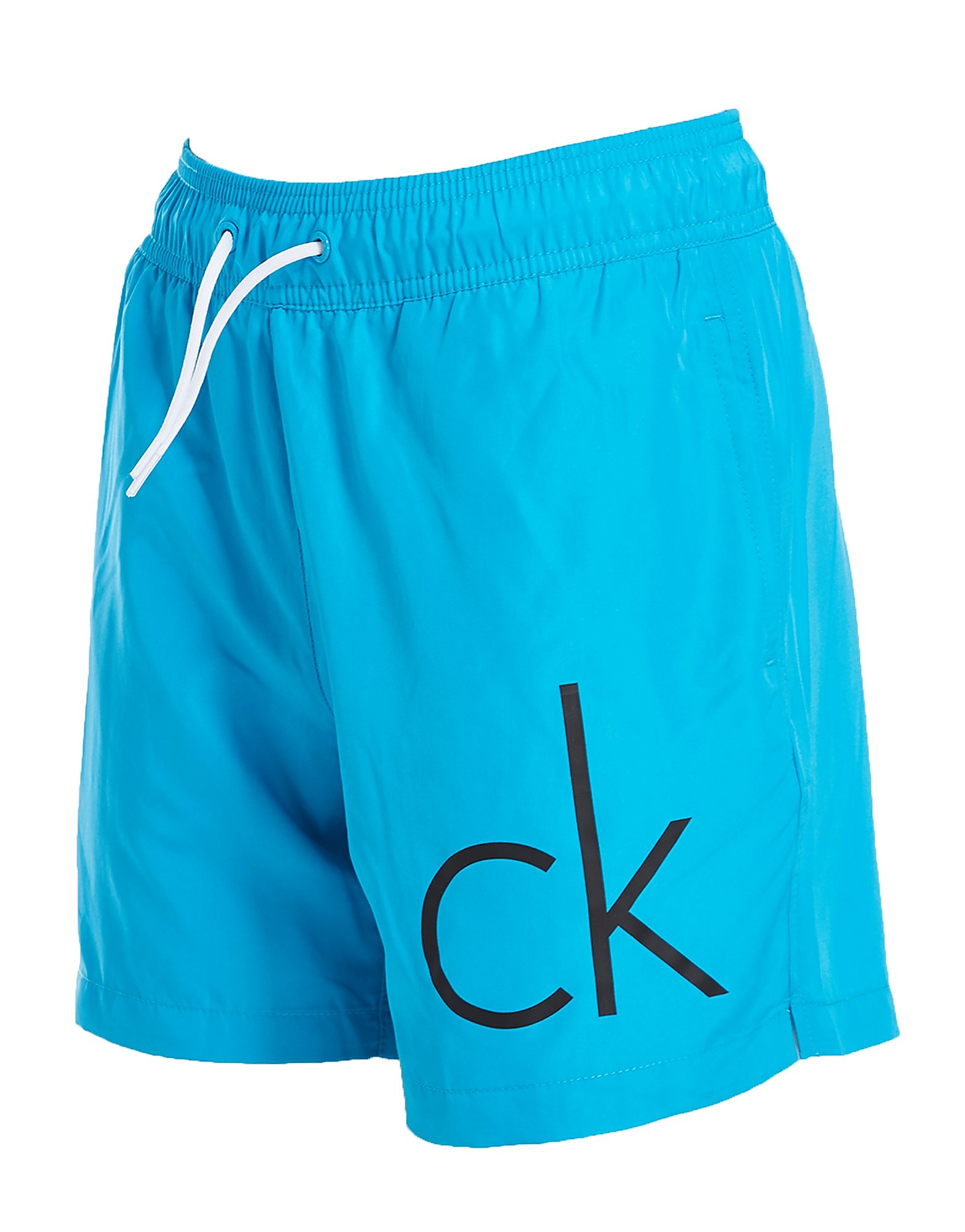 Calvin Klein Core Neon Swim Shorts Junior