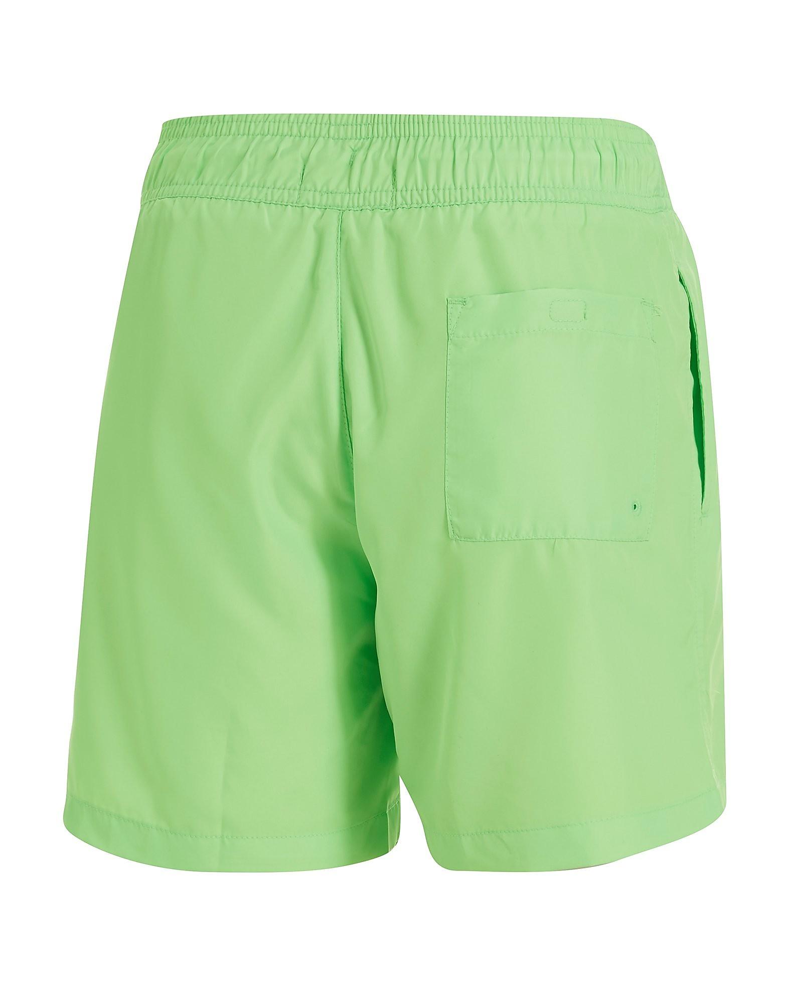 Calvin Klein Core Neon Swim Shorts Junior