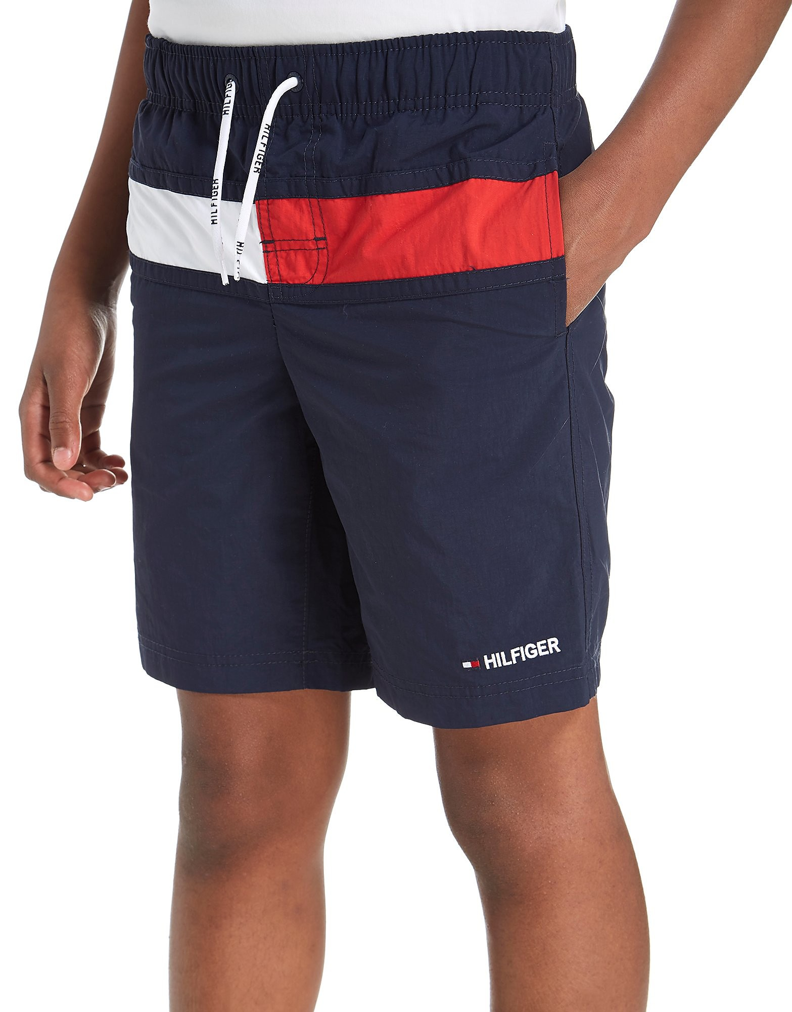Tommy Hilfiger Flag Swim Shorts Junior