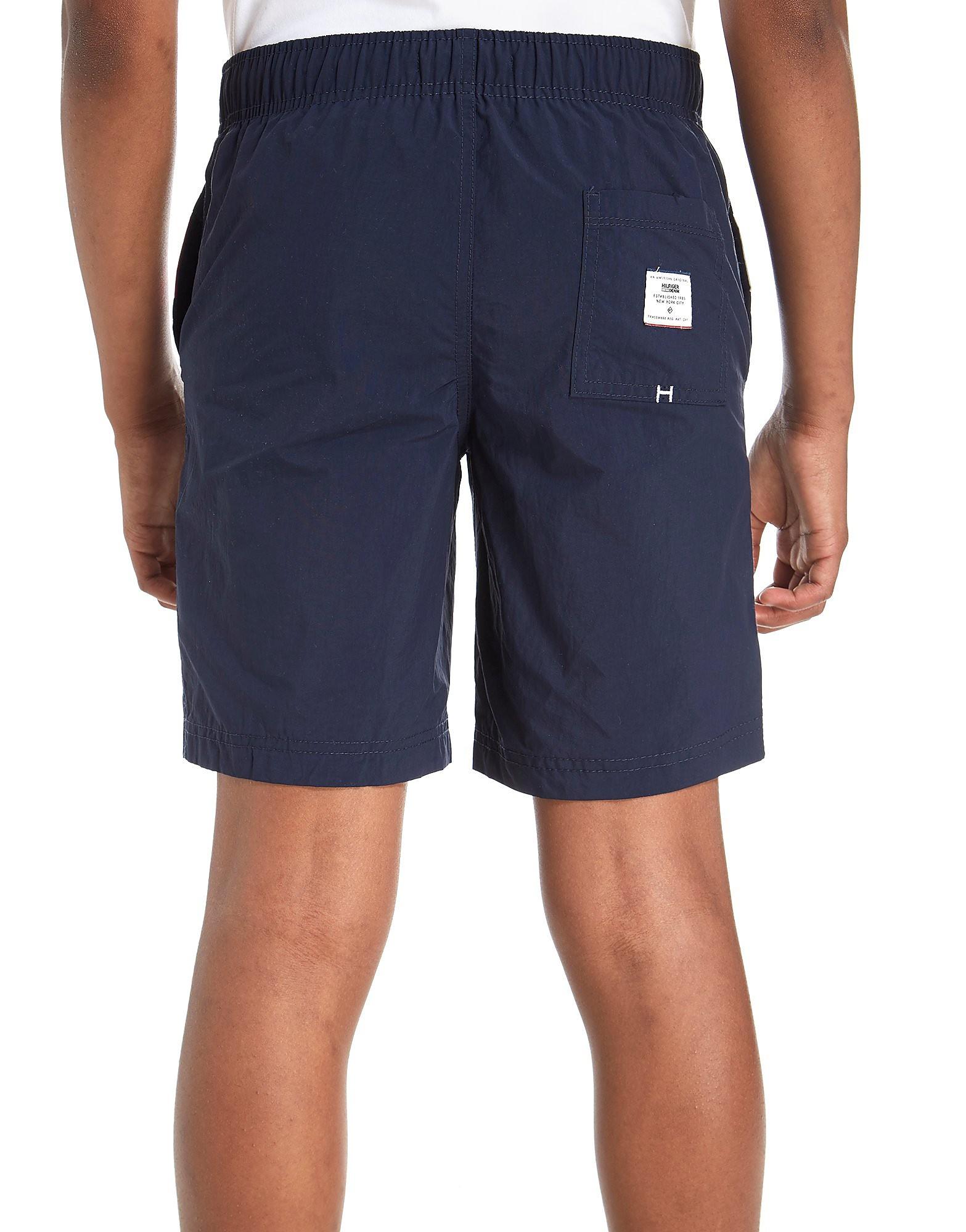 Tommy Hilfiger Flag Swim Shorts Junior