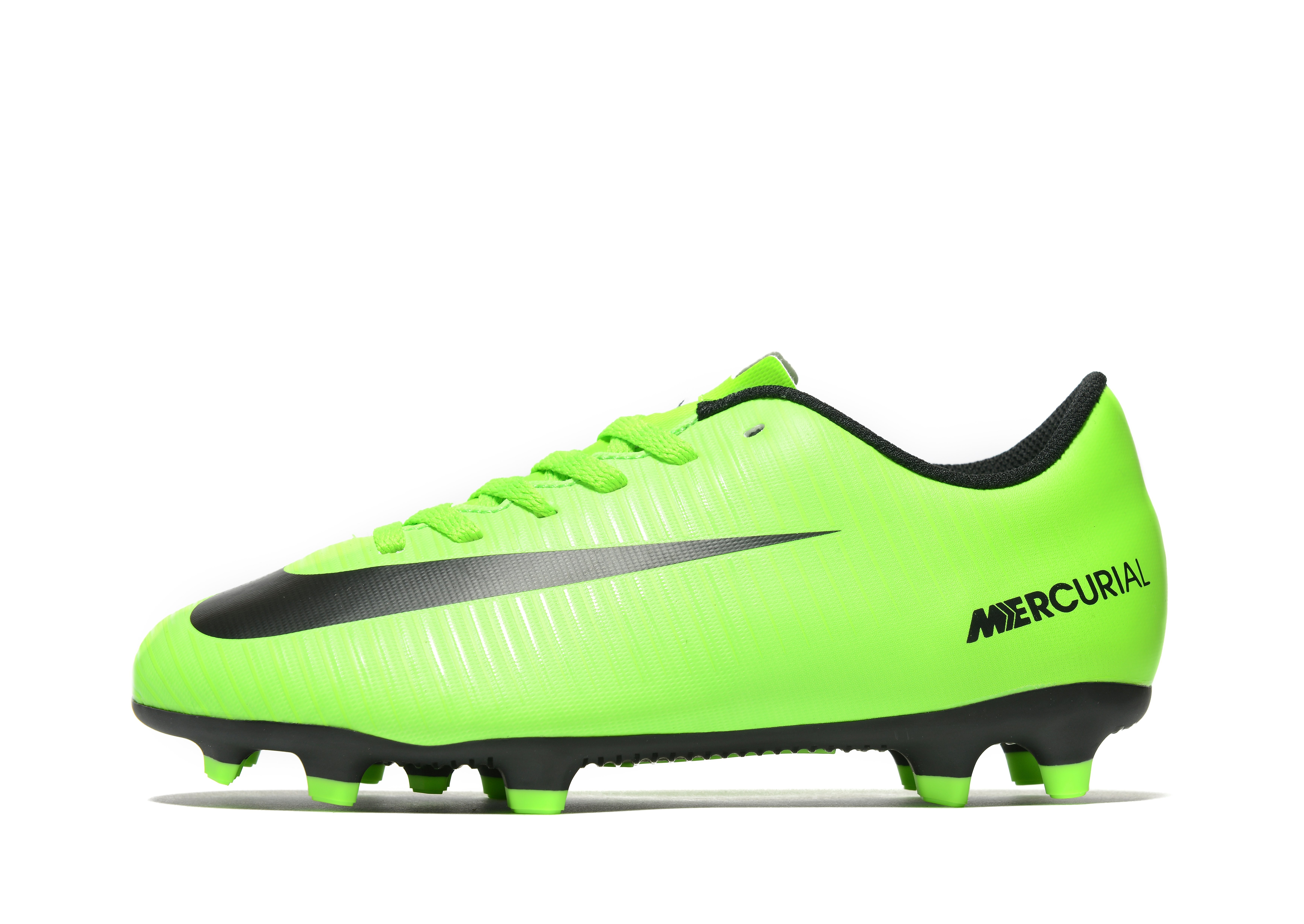 Nike Radiation Flare Mercurial Vortex III FG Children
