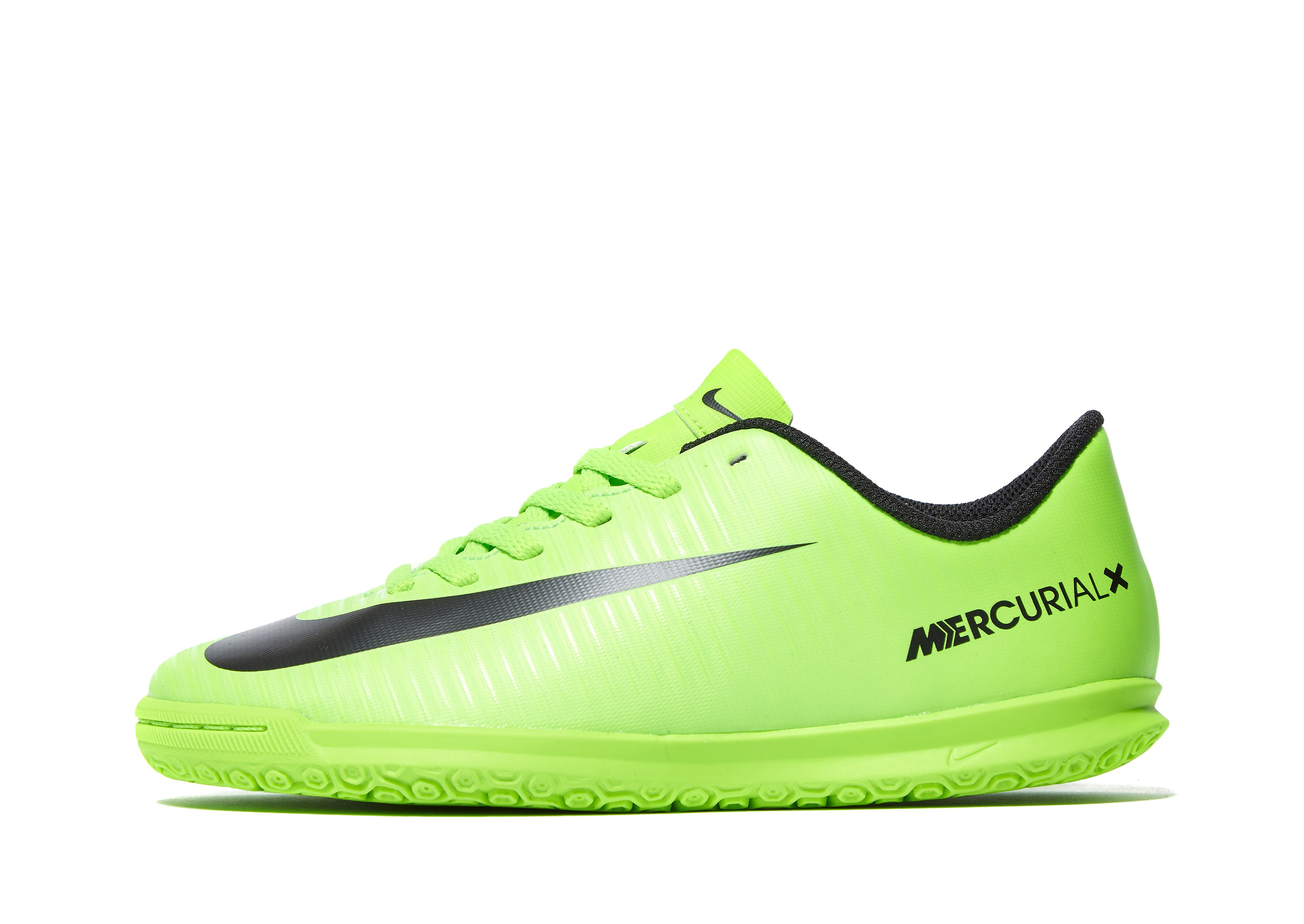 Nike Radiation Flare Mercurial Vortex III IC Children