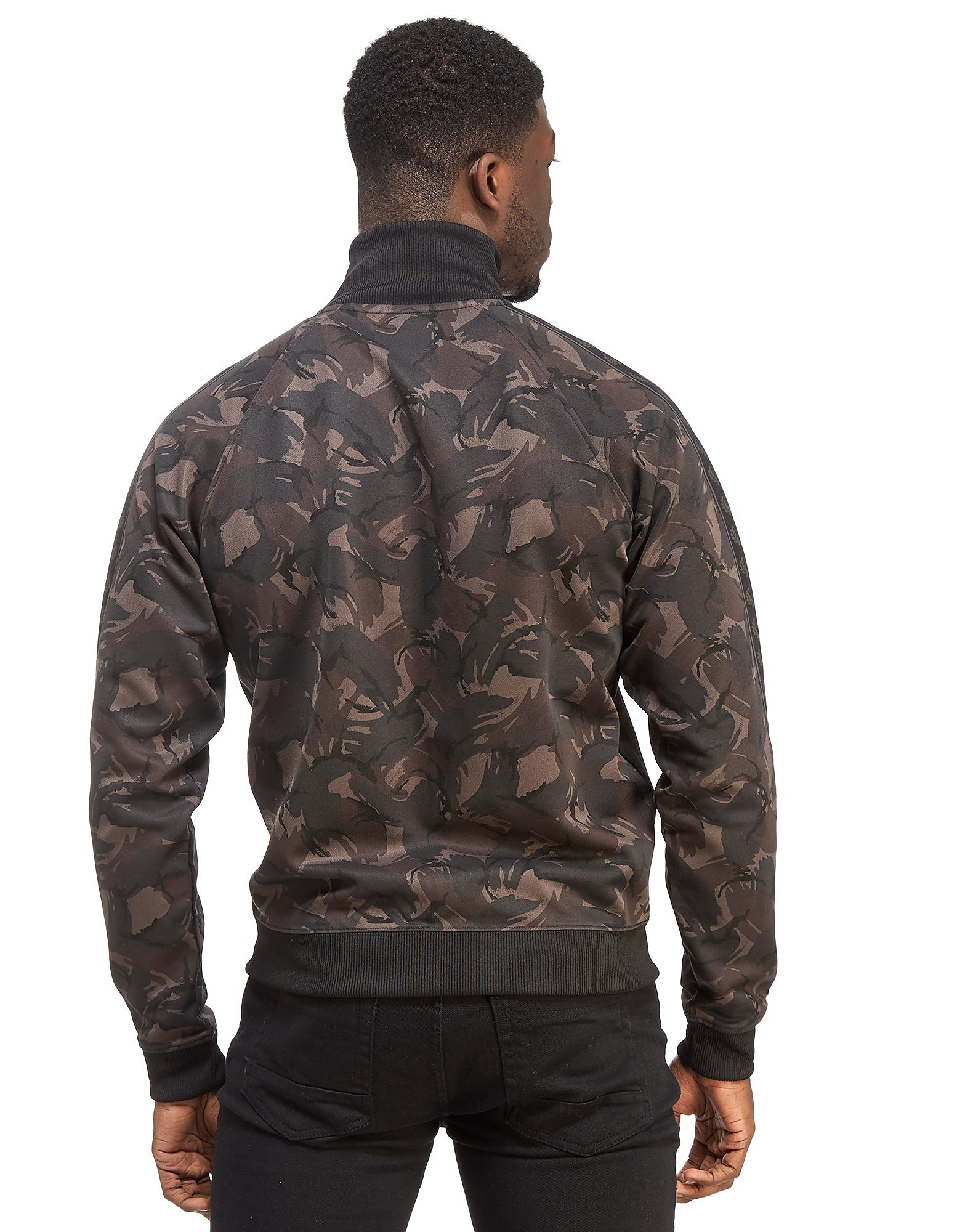 Fred Perry Camo Track Top