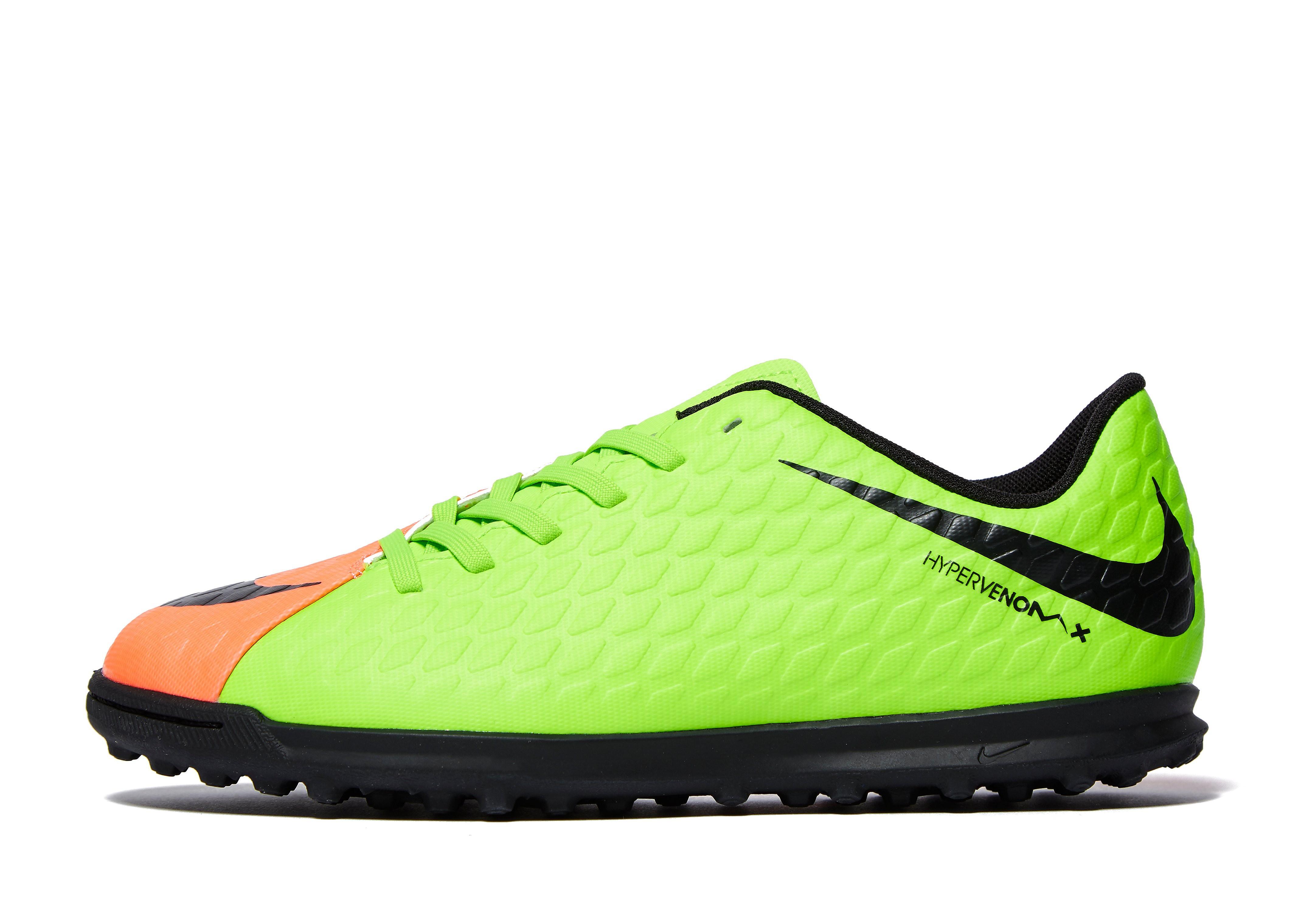 Nike Radiation Flare Hypervenom Phade III TF Junior
