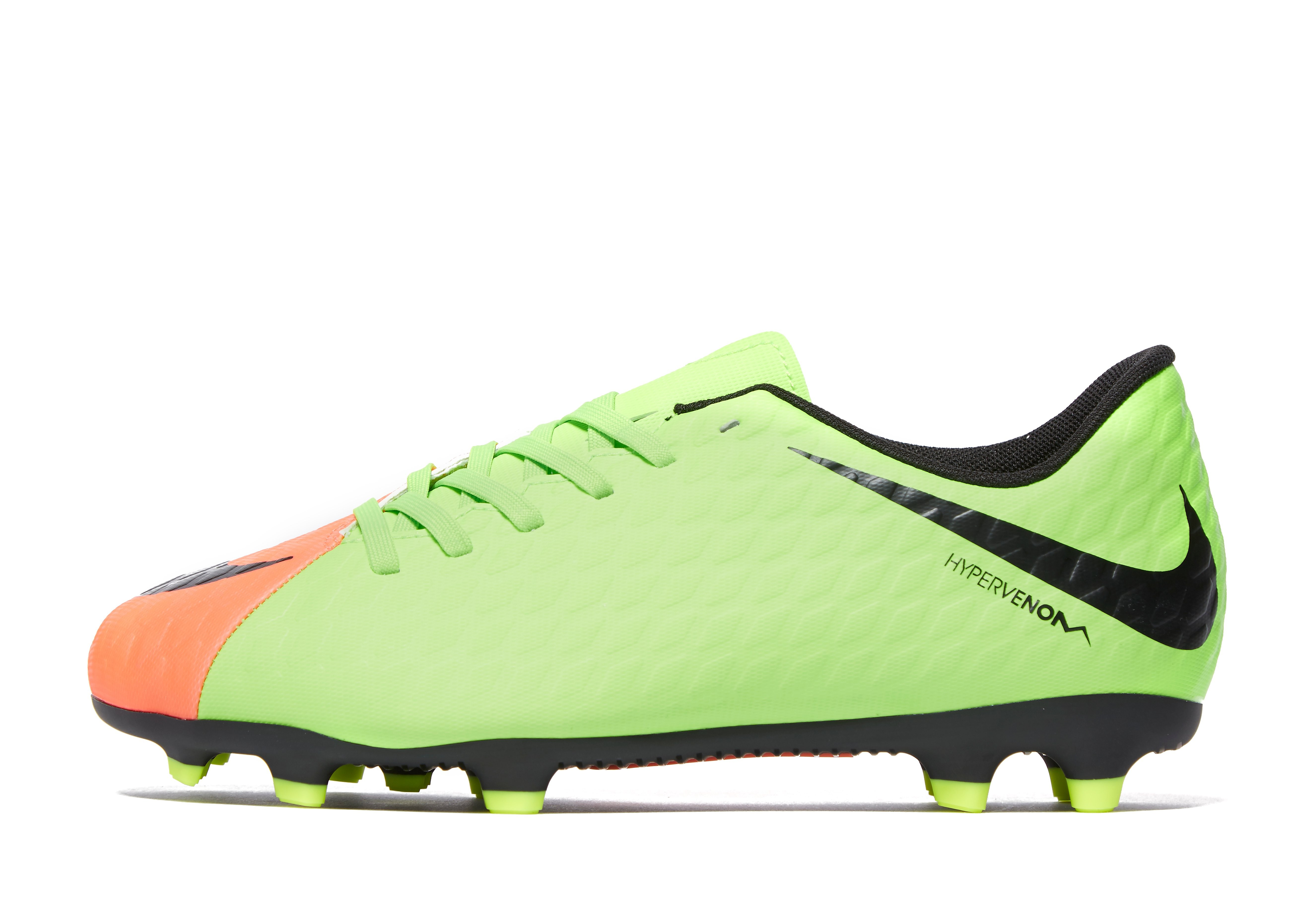Nike Radiation Flare Hypervenom Phade III FG Junior