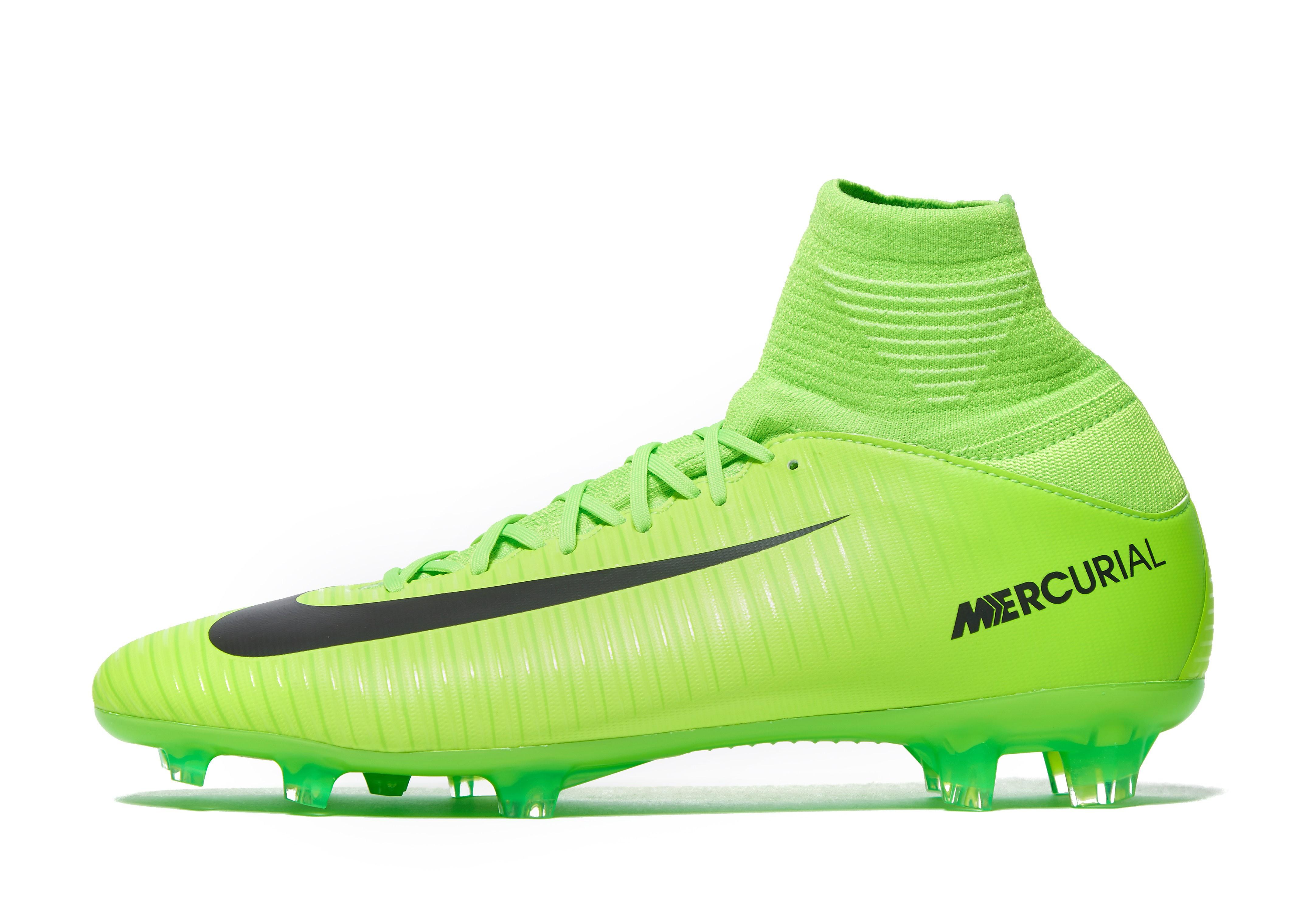 Nike Radiation Flare Mercurial Superfly V FG Junior
