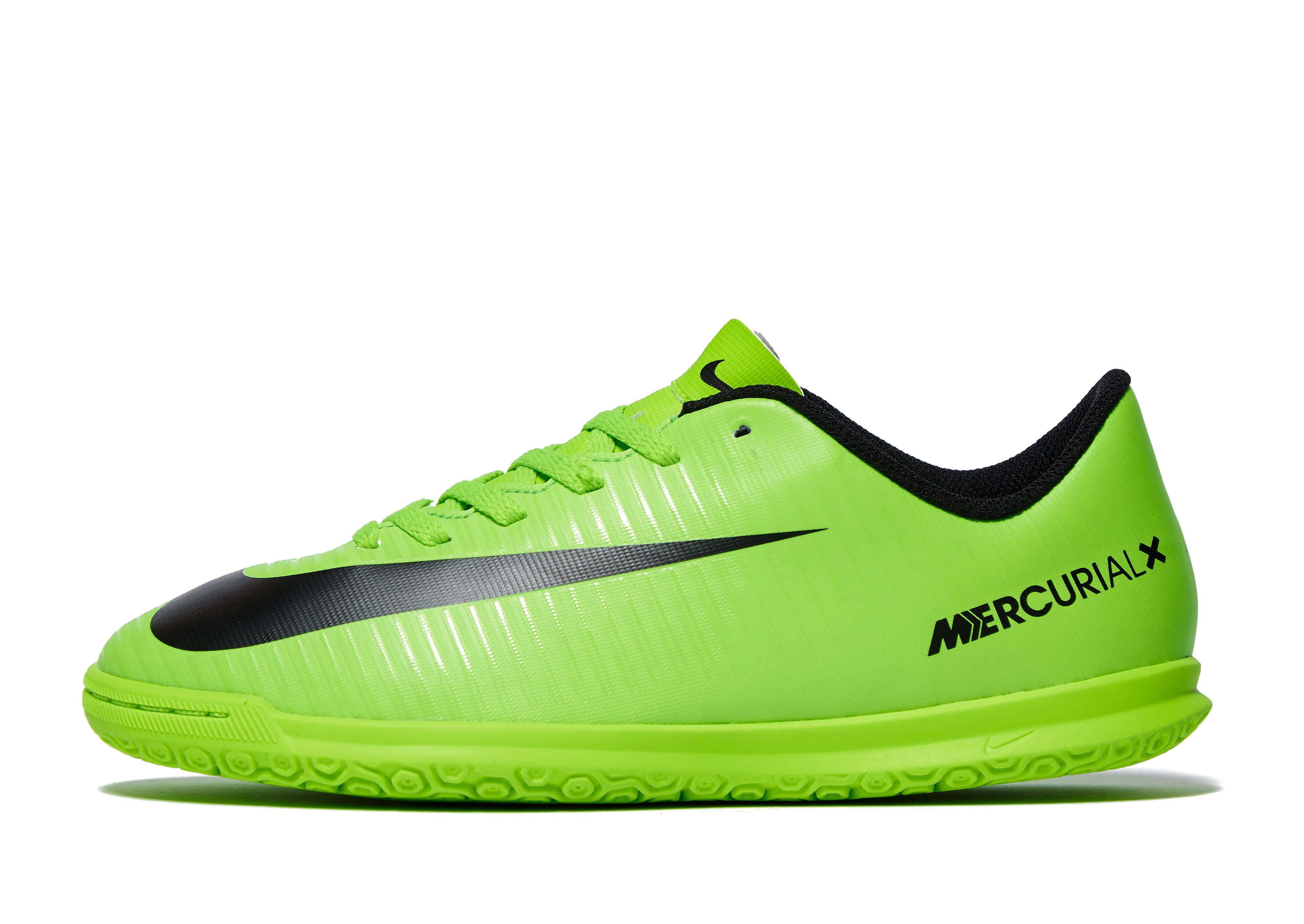 Nike Radiation Flare Mercurial Vortex III IC Junior