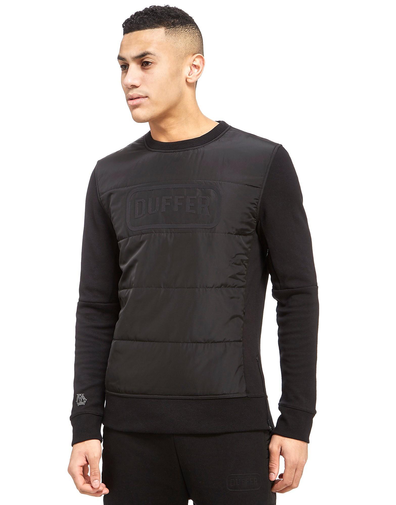 Duffer of St George Tenor Sweatshirt mit Rundhalsausschnitt