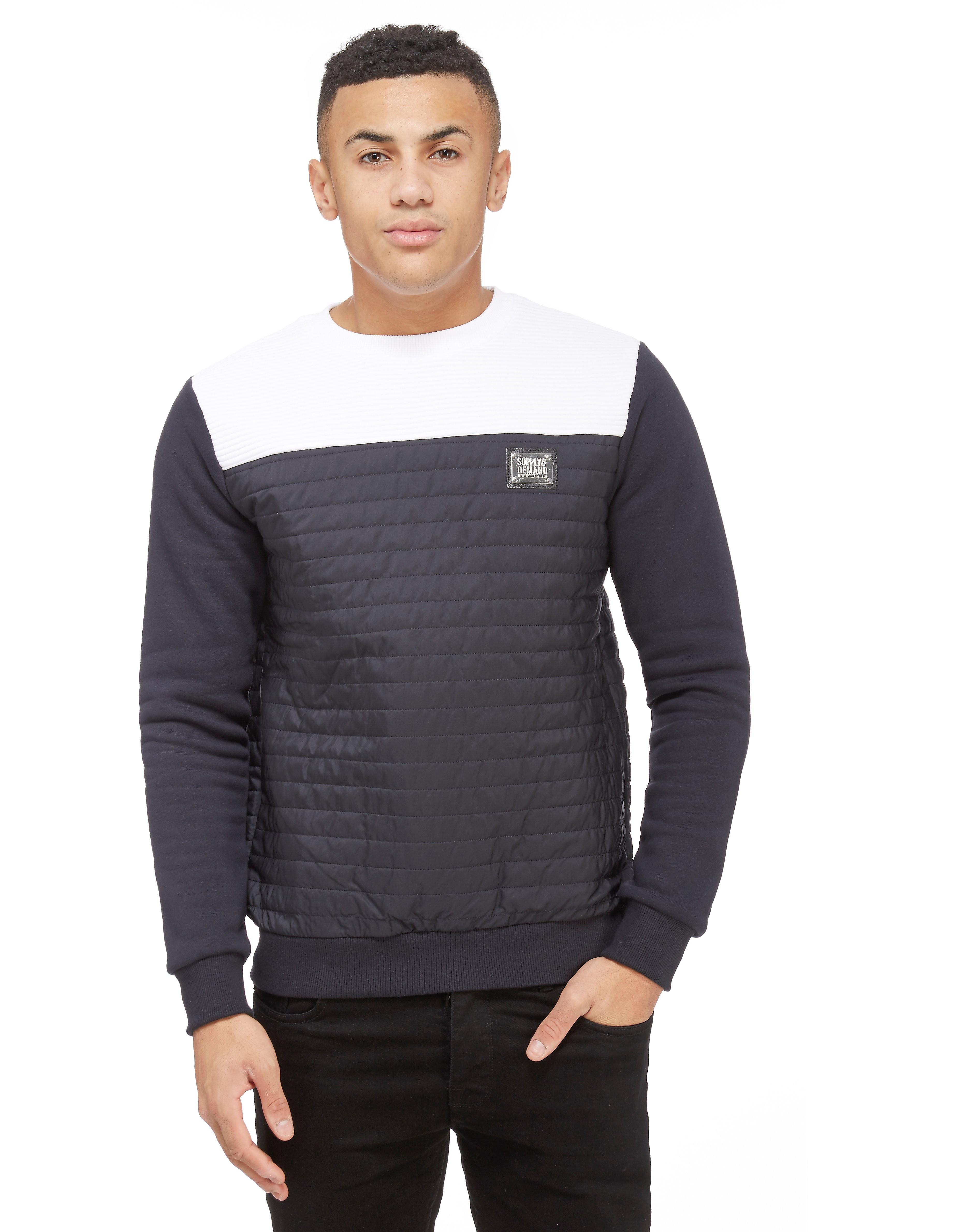 Supply & Demand Elementary Crew Sweatshirt