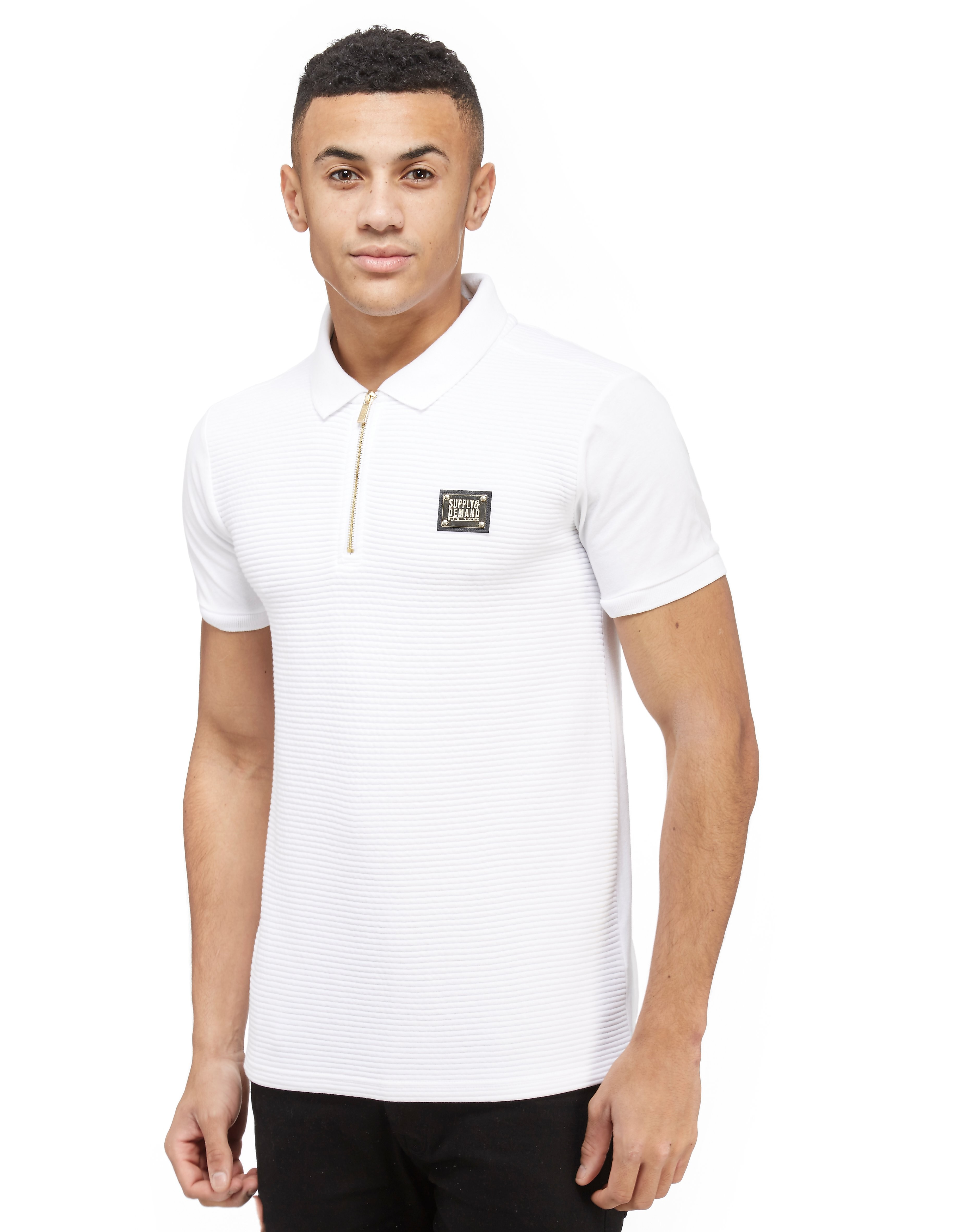 Supply & Demand Tester Polo Shirt