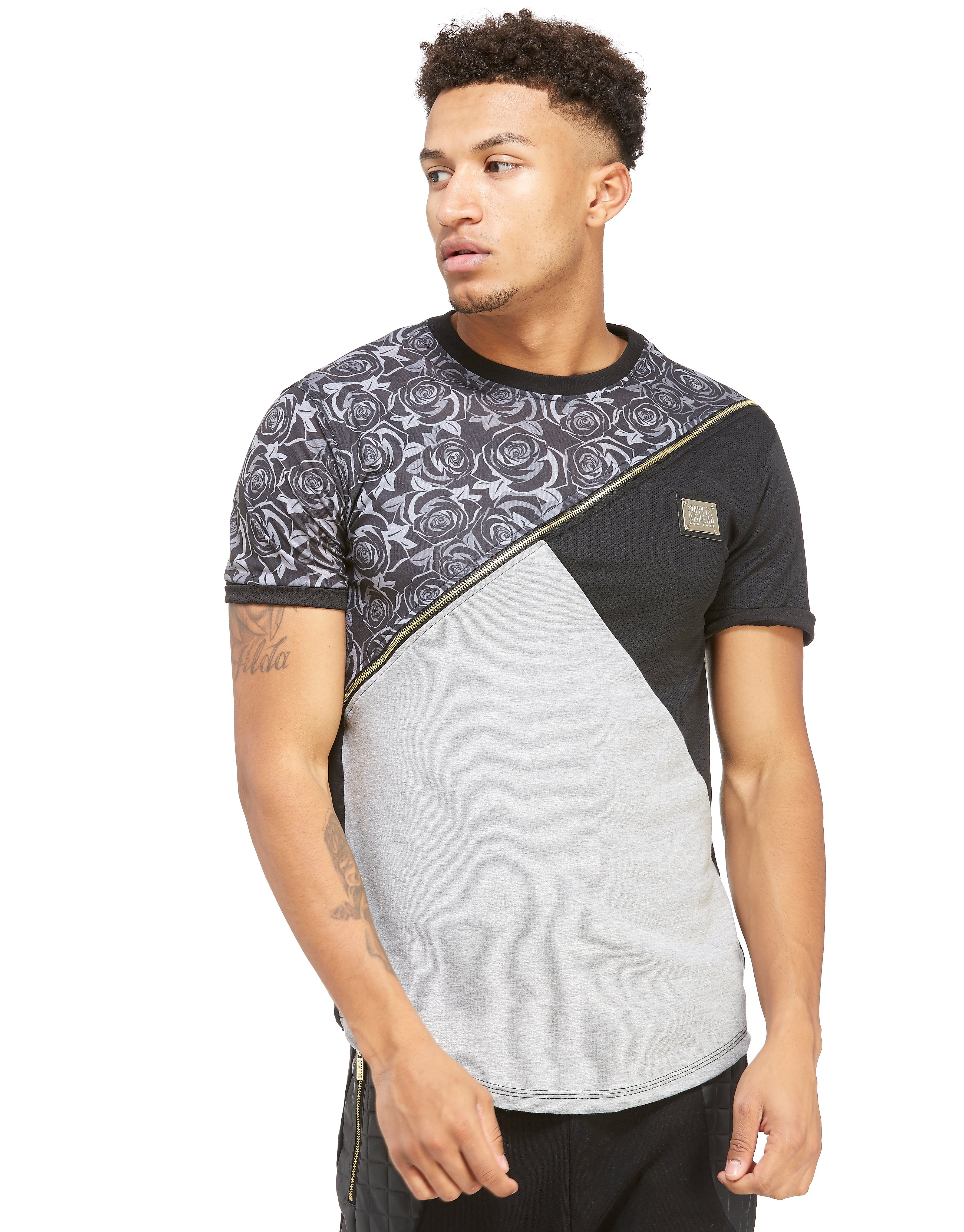 Supply & Demand Ripped South T-Shirt