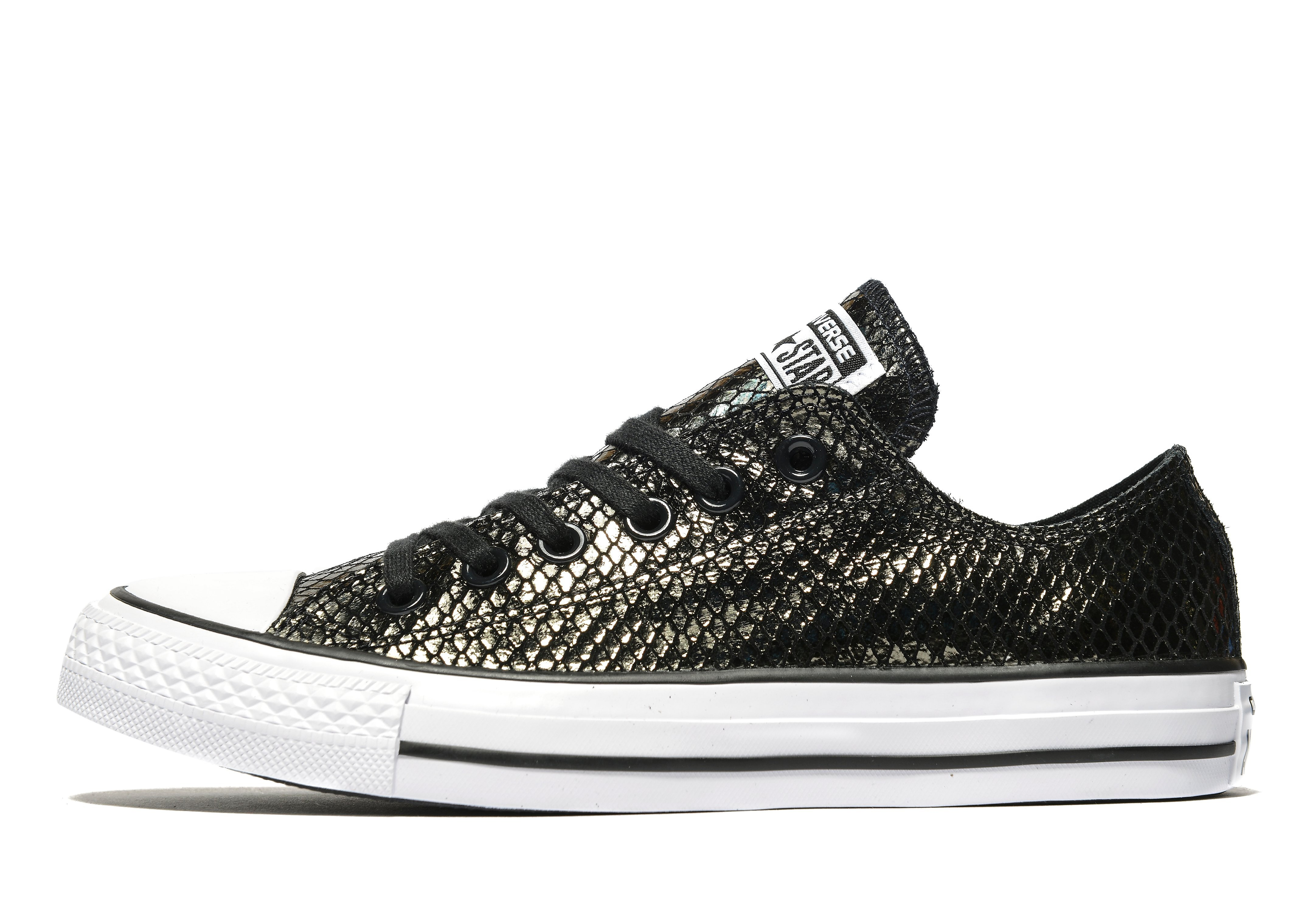 Converse Ox Metallic Snake Women's