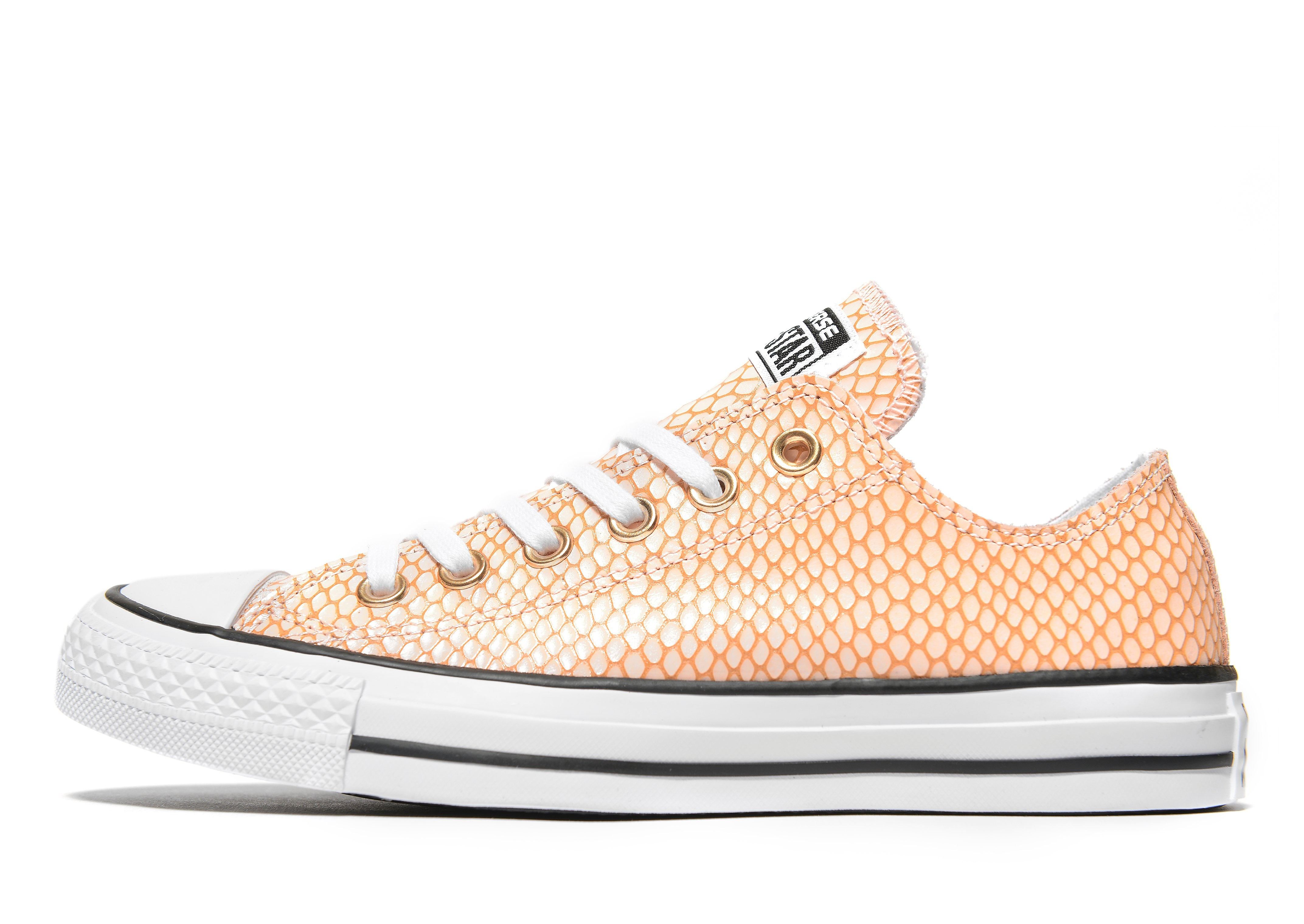 Converse All Star Metallic Snake Women's
