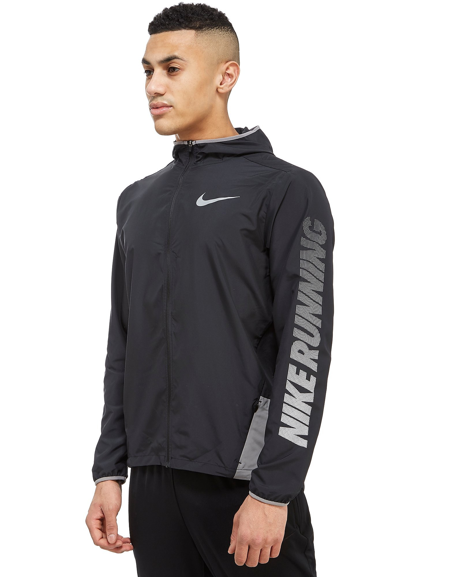 Nike Veste City Running Homme