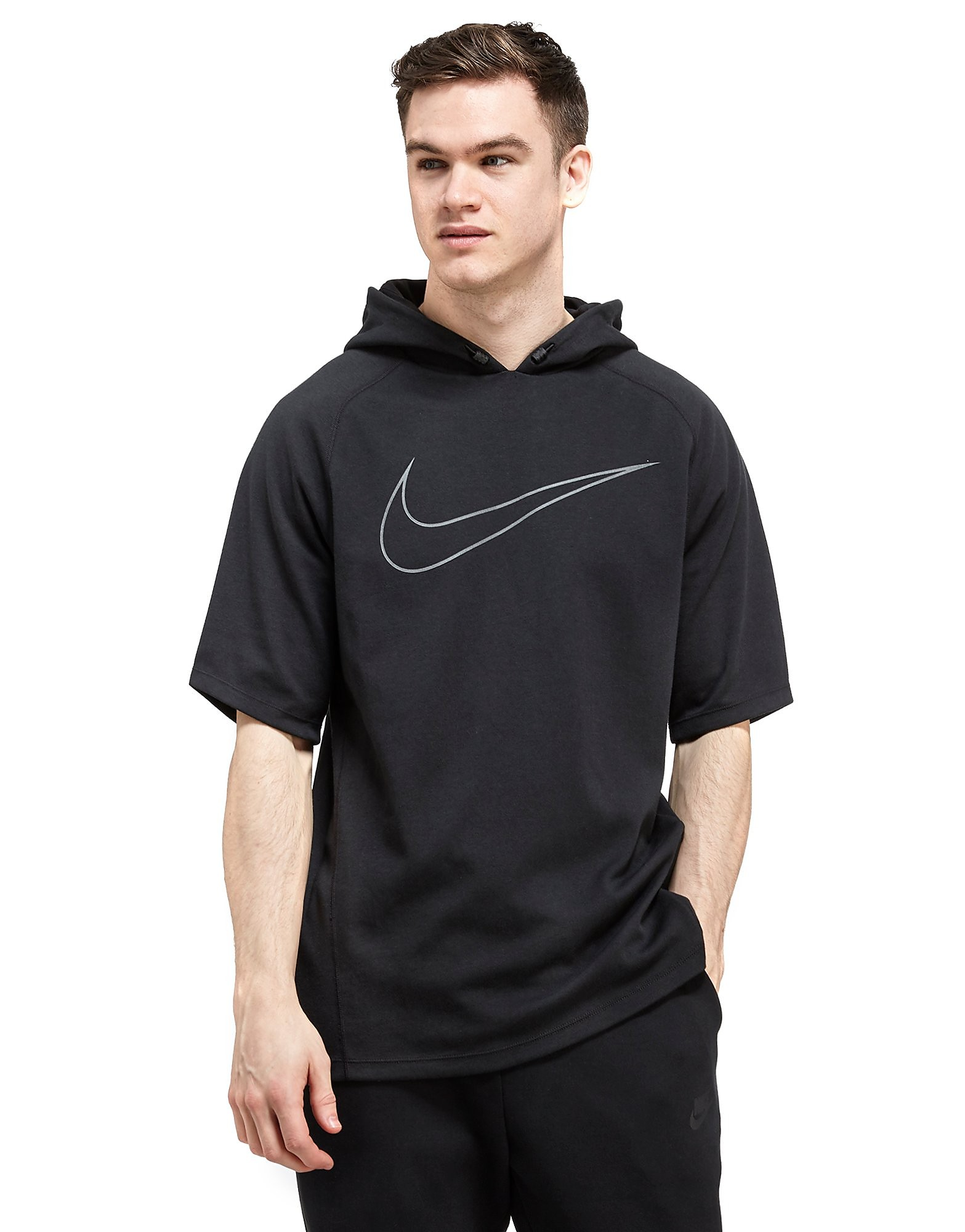 Nike City Short Sleeve Hoody
