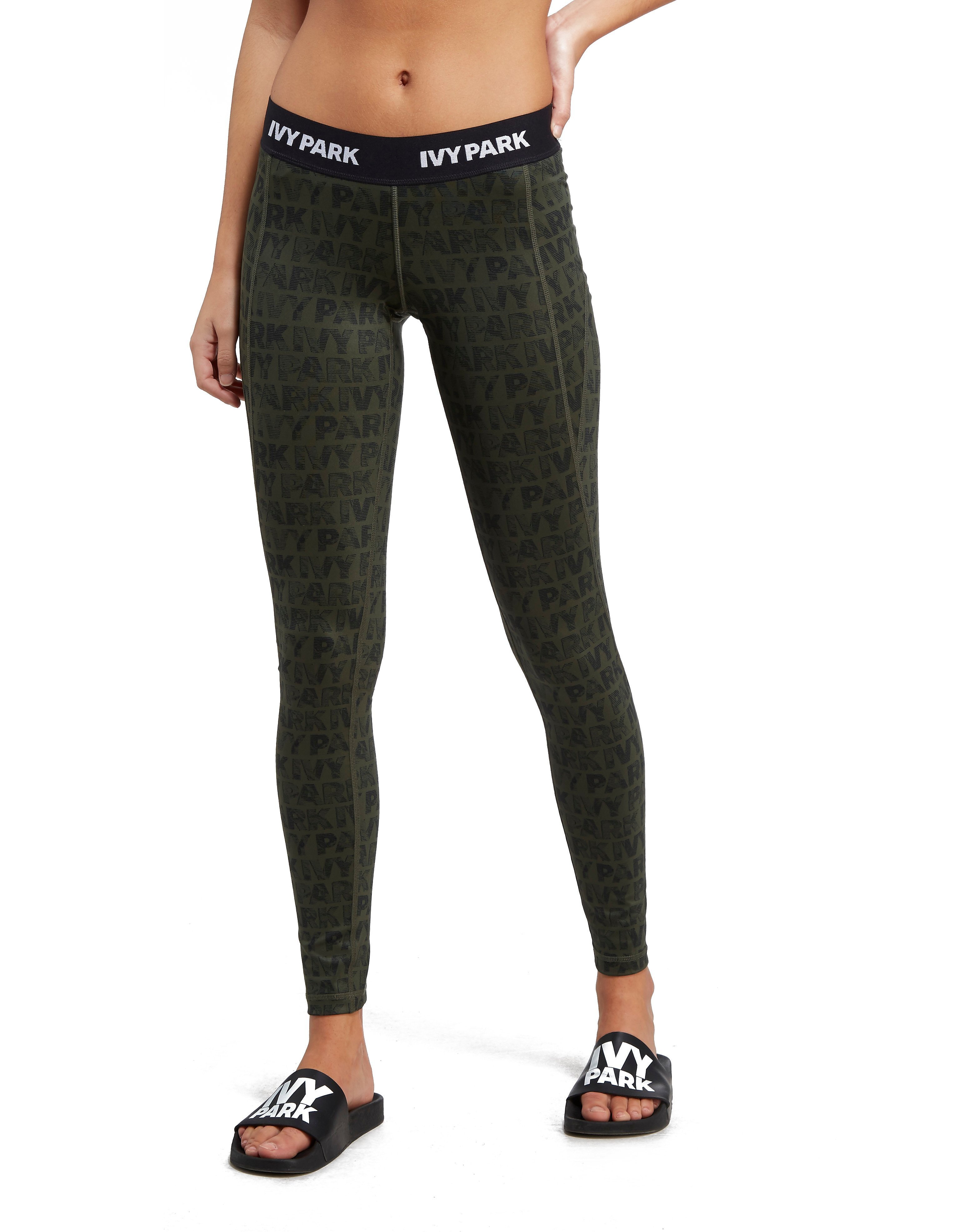 IVY PARK Low Rise Ankle Leggings