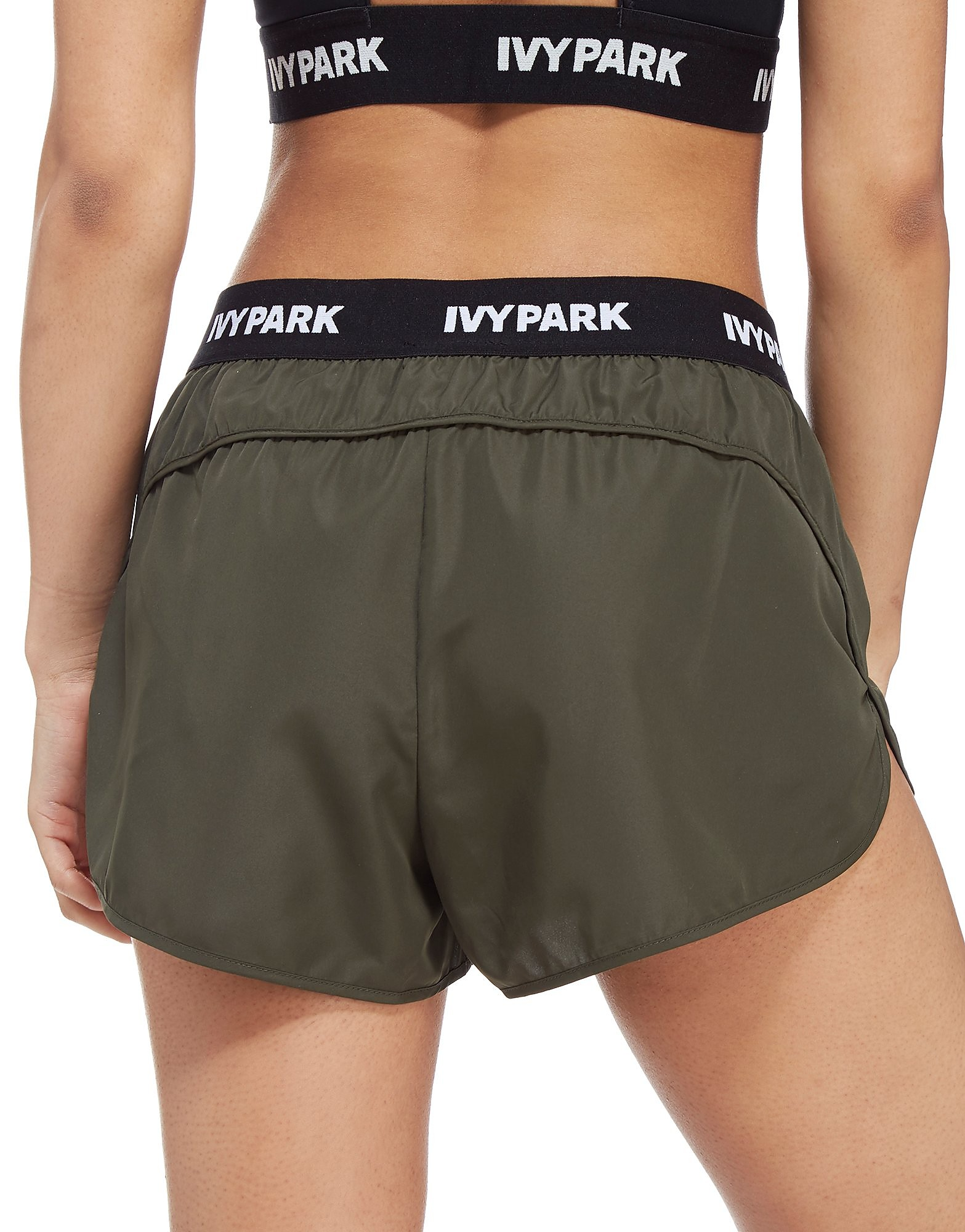 IVY PARK Waistband Runner Shorts