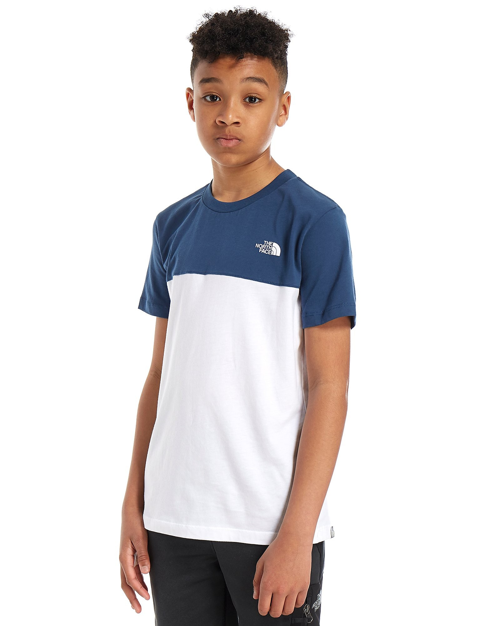 The North Face T-shirt Colour Black Junior