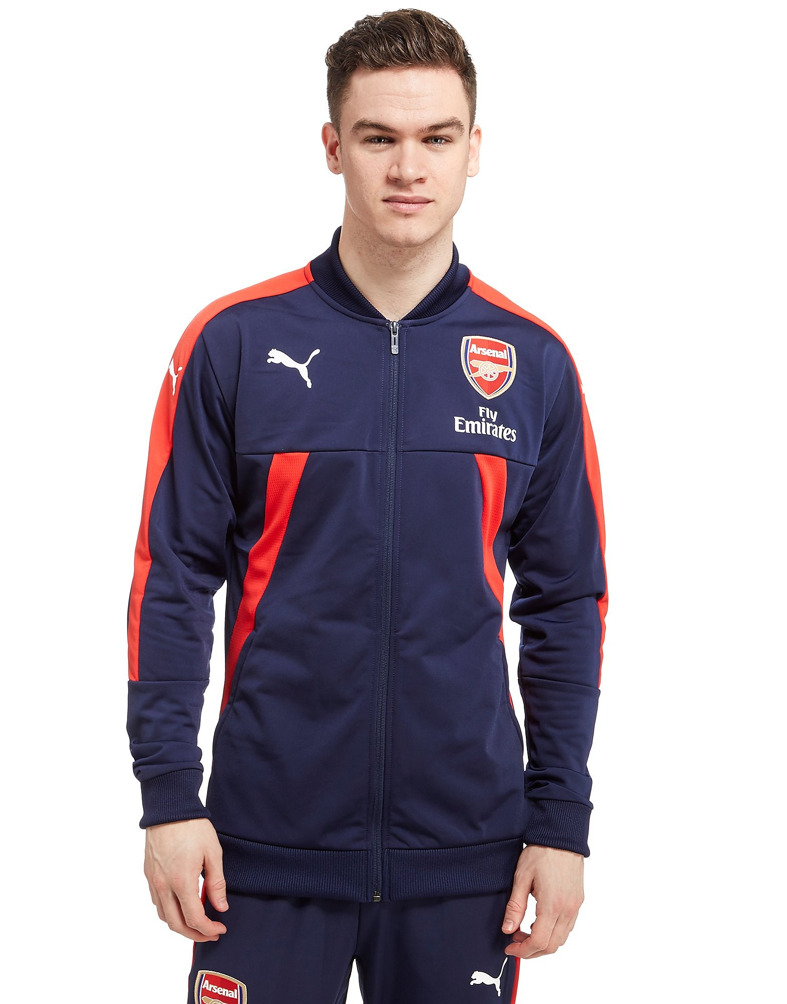 PUMA Arsenal FC Track Jacket