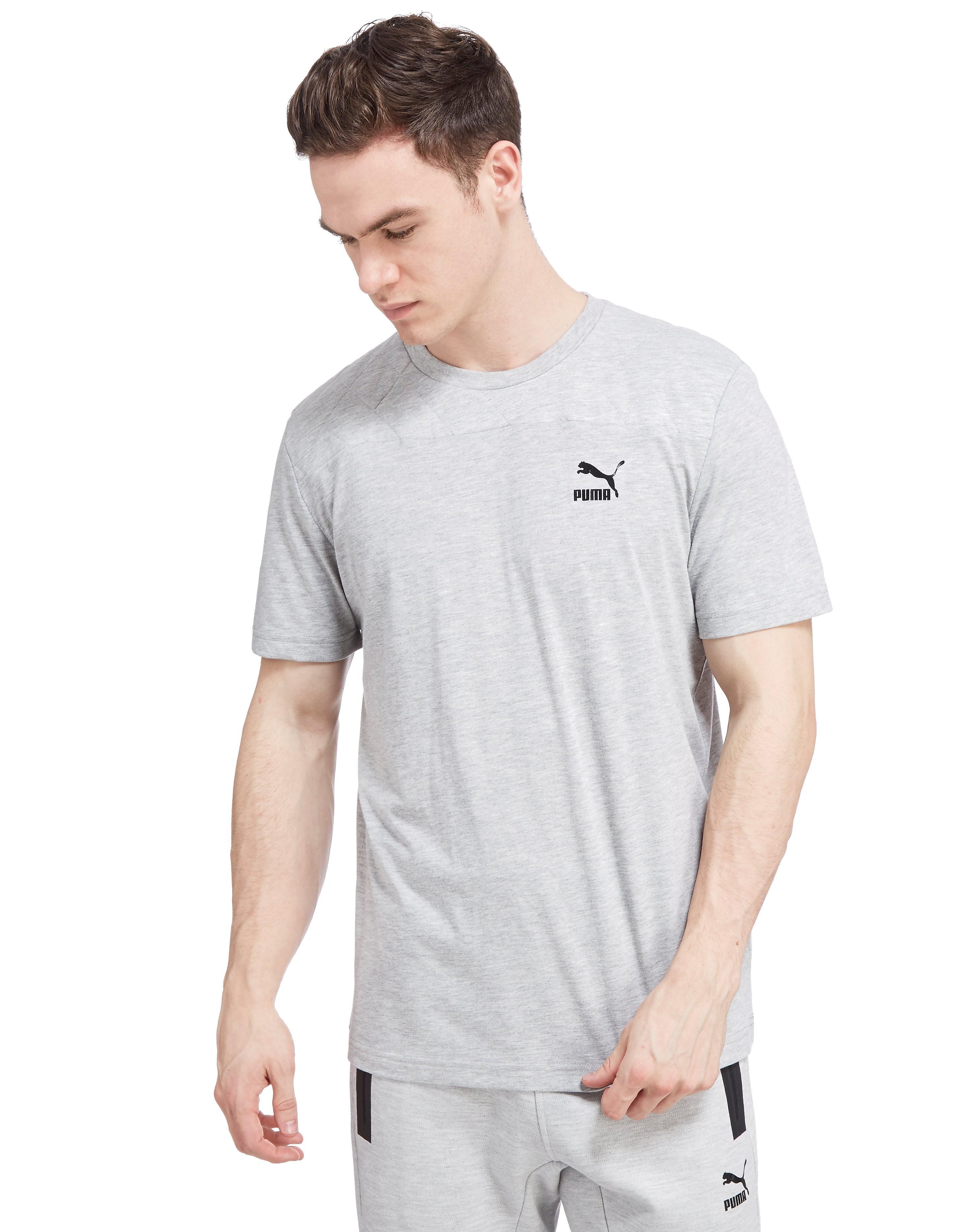 PUMA Evo Quilt T-Shirt