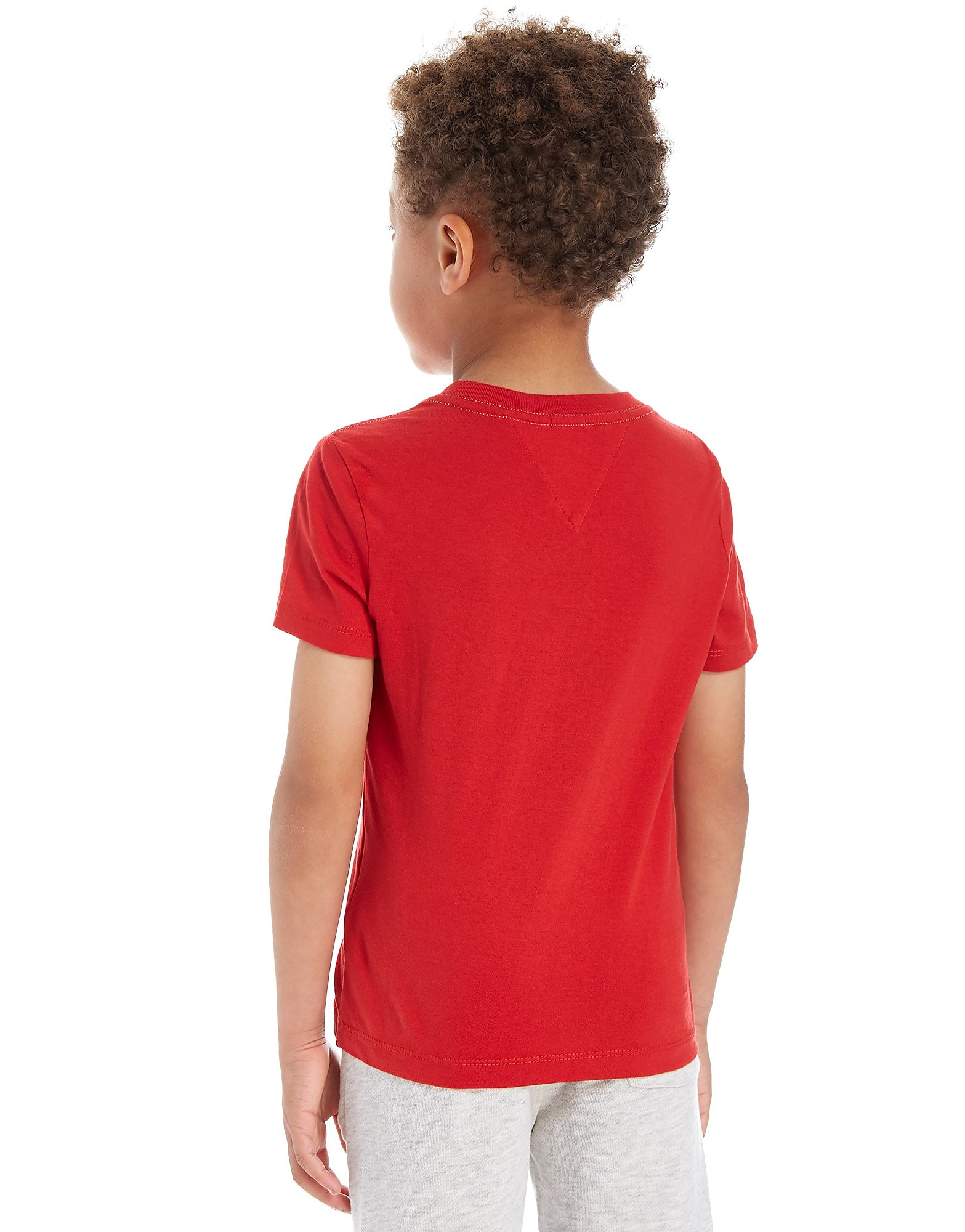 Tommy Hilfiger Small Flag T-Shirt Children