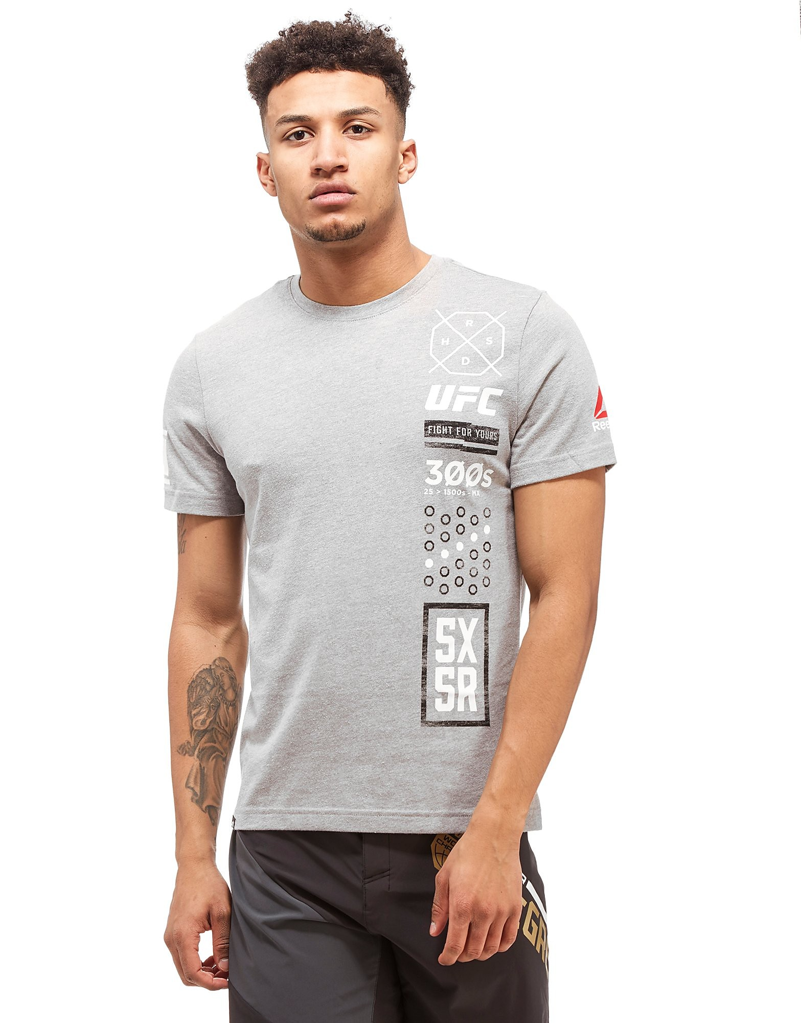Reebok UFC Ultimate Fan 5X5R T-Shirt