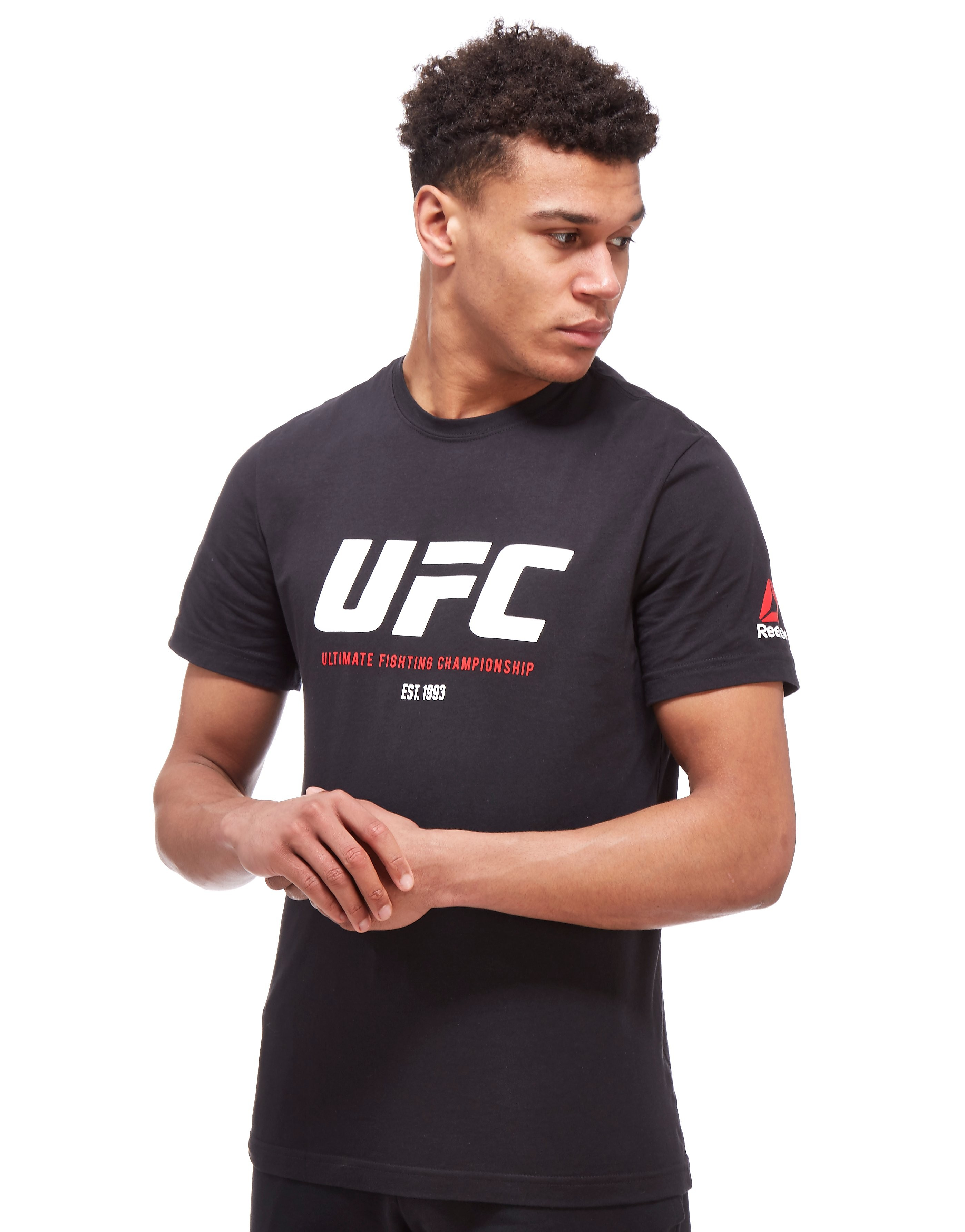 Reebok UFC Ultimate Fan Logo T-Shirt