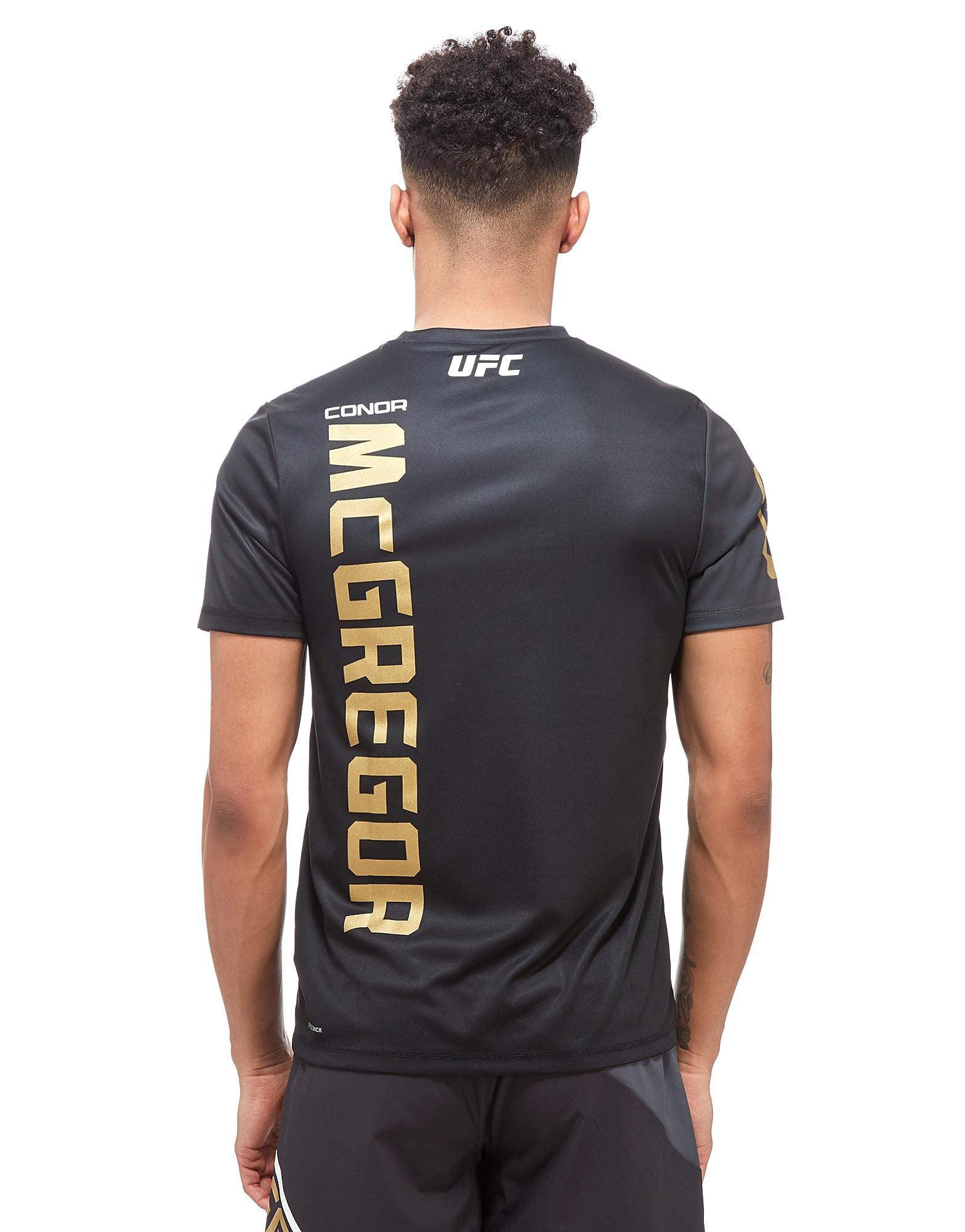 Reebok UFC Conor McGregor Walkout T-Shirt