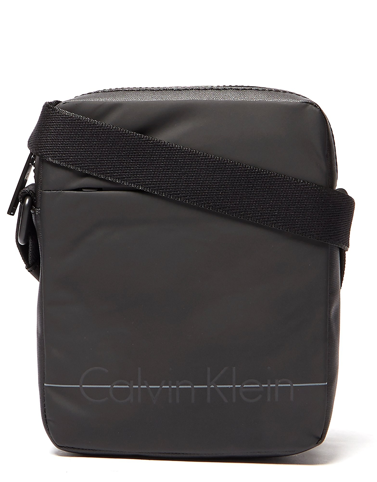 Calvin Klein Mini Flat Crossover Bag
