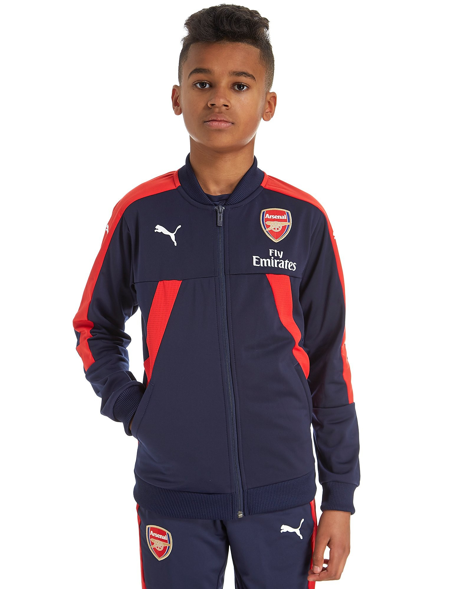 PUMA Arsenal FC Track Jacket Junior