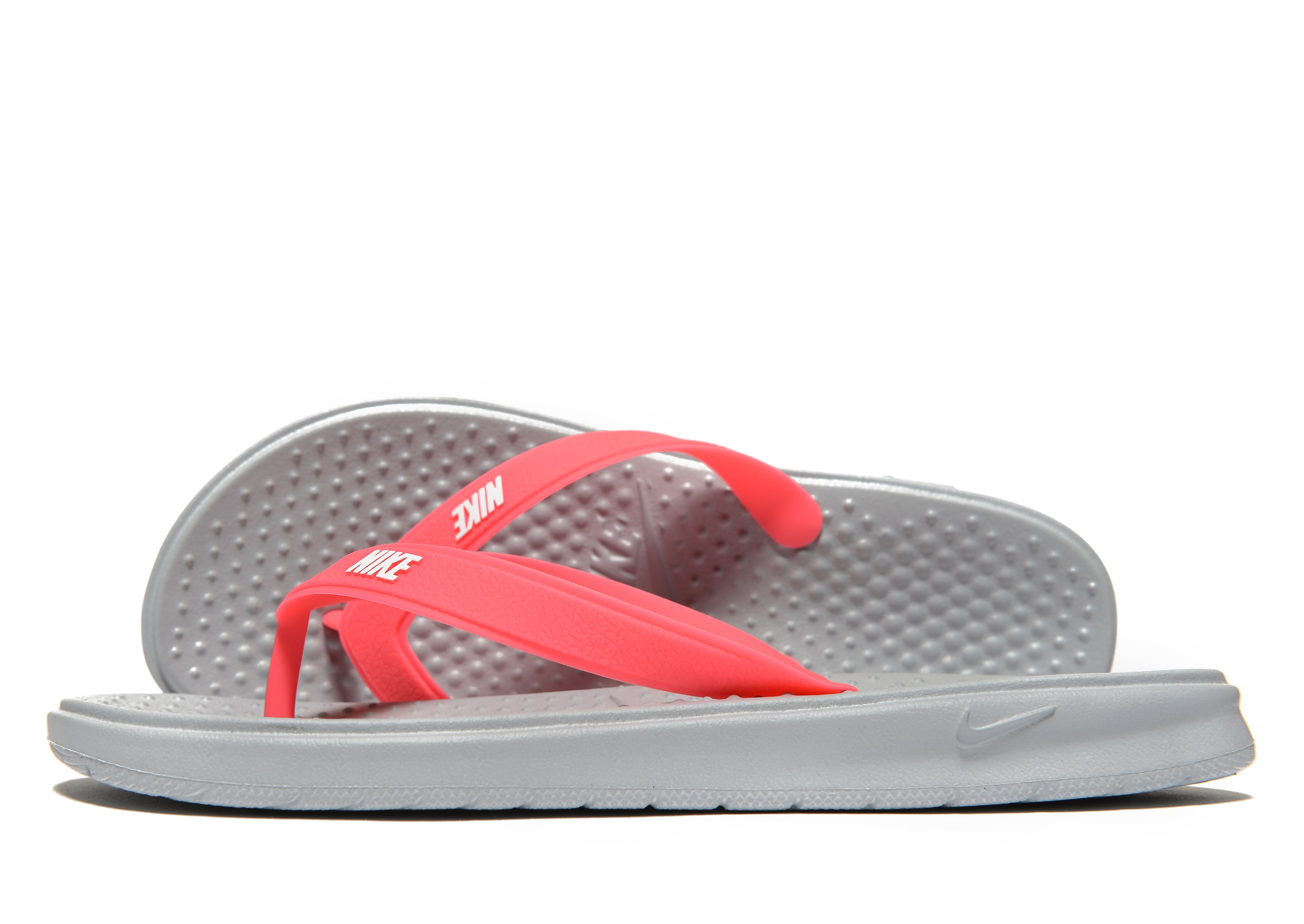 Nike Solarsoft Junior - Grijs - Kind