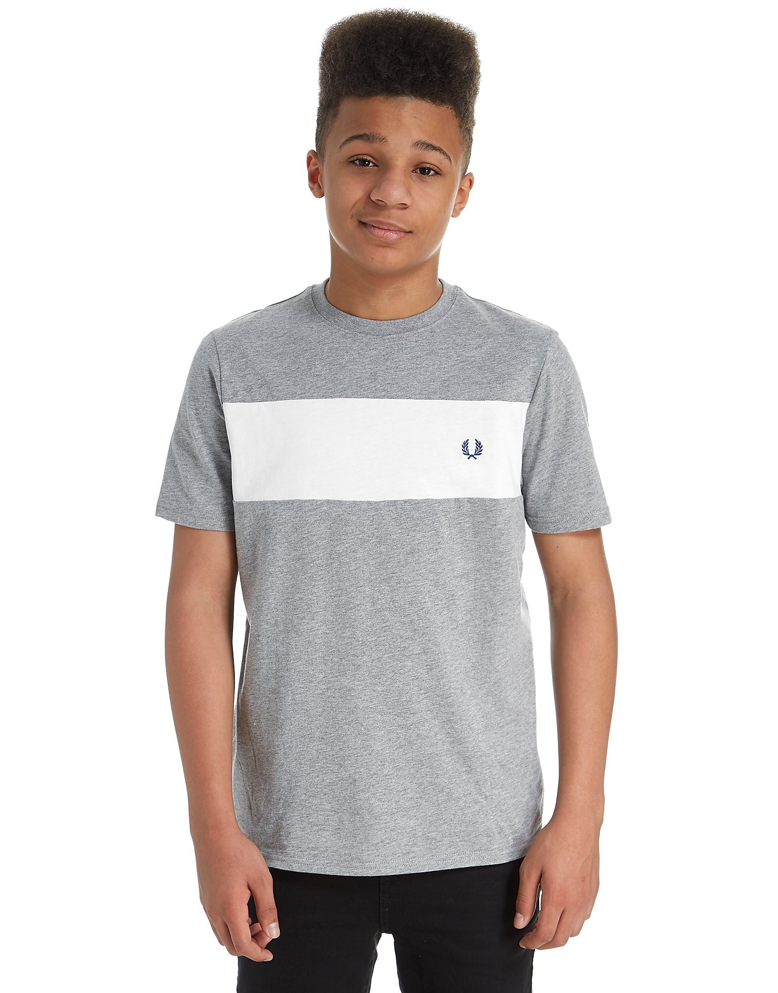 Fred Perry Panel T-Shirt Junior