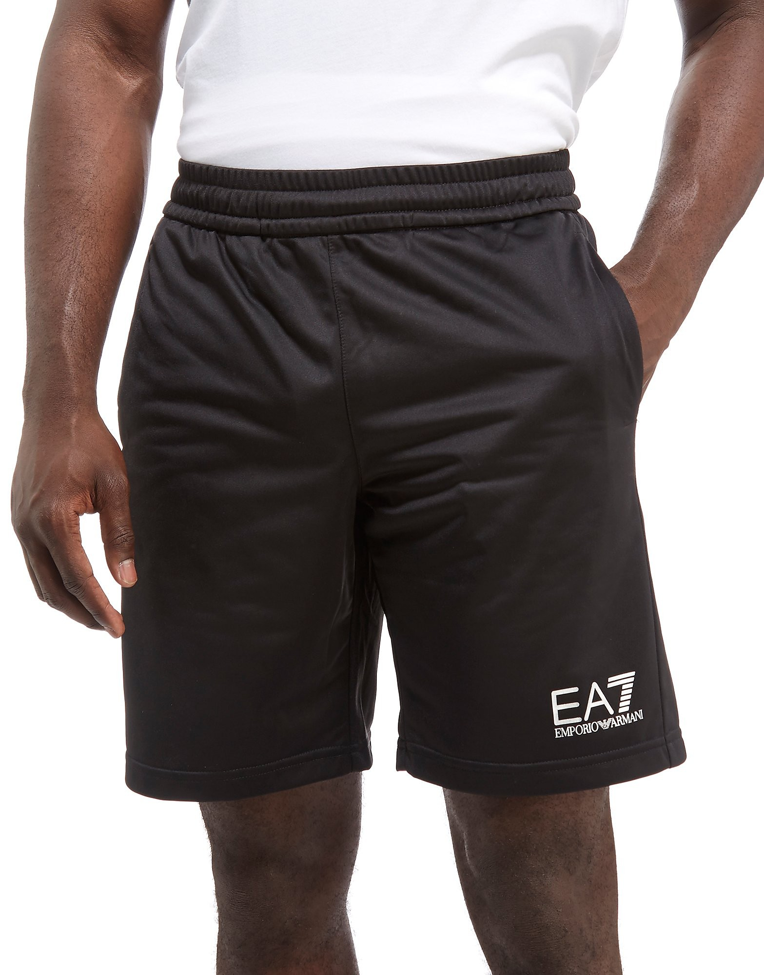 Emporio Armani EA7 Side Logo Shorts