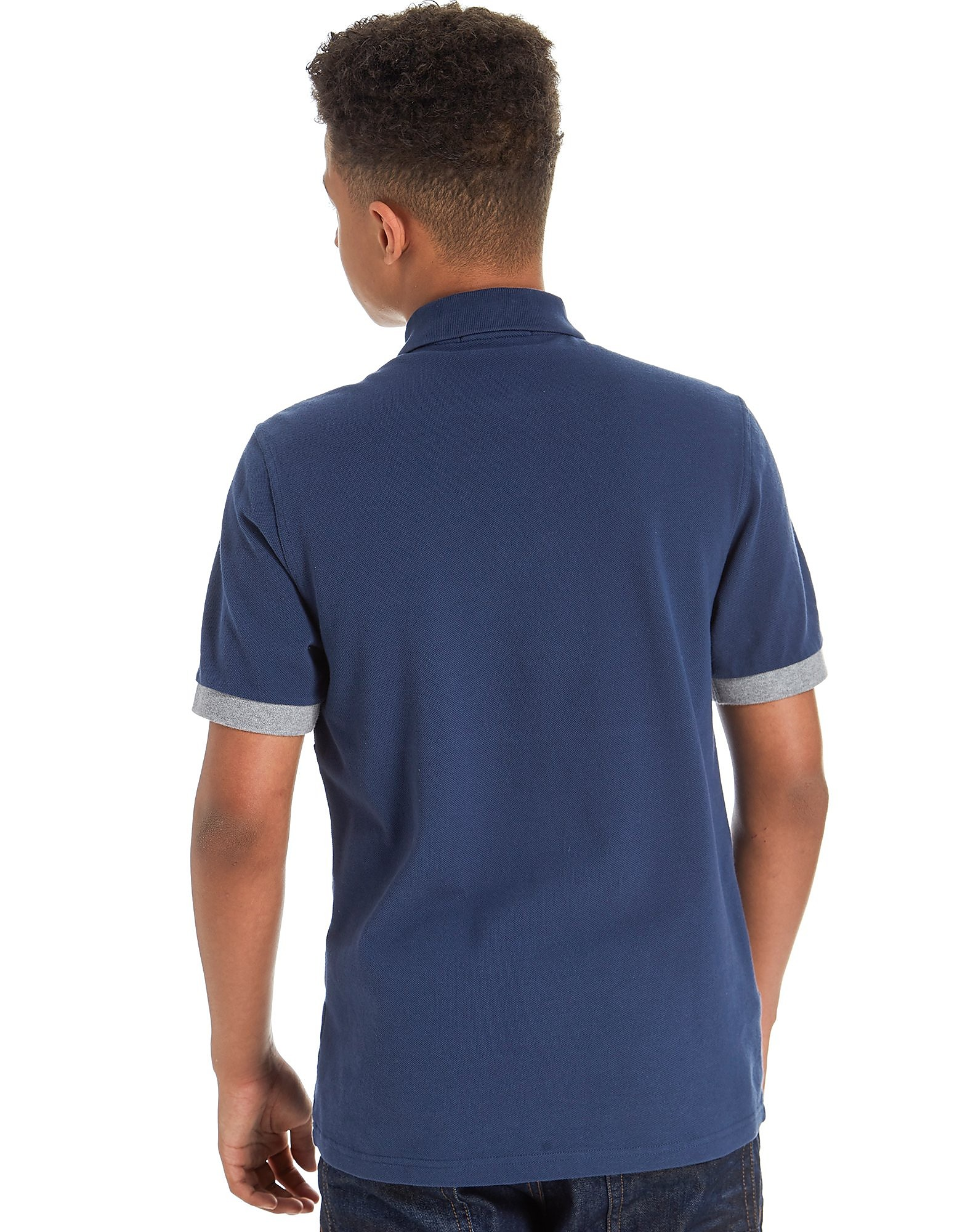 Fred Perry Panel Polo Shirt Junior