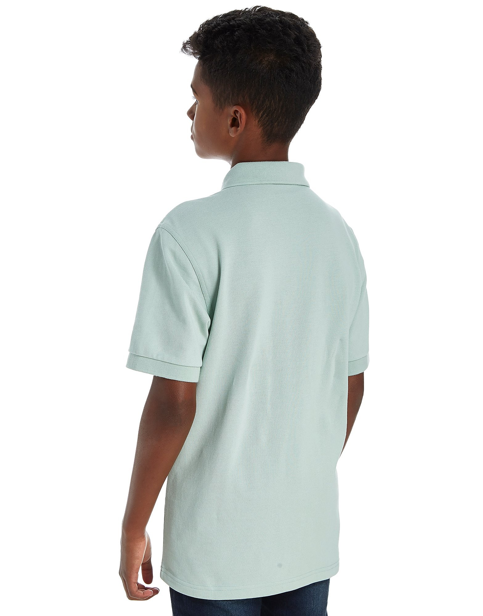 Fred Perry Plain Polo Shirt Junior