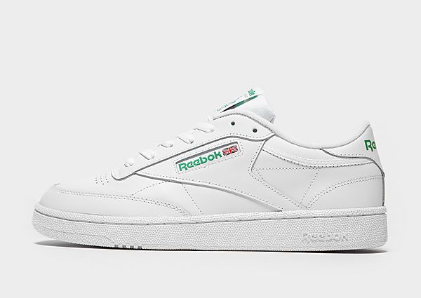 Reebok Club C 85 Leather, White