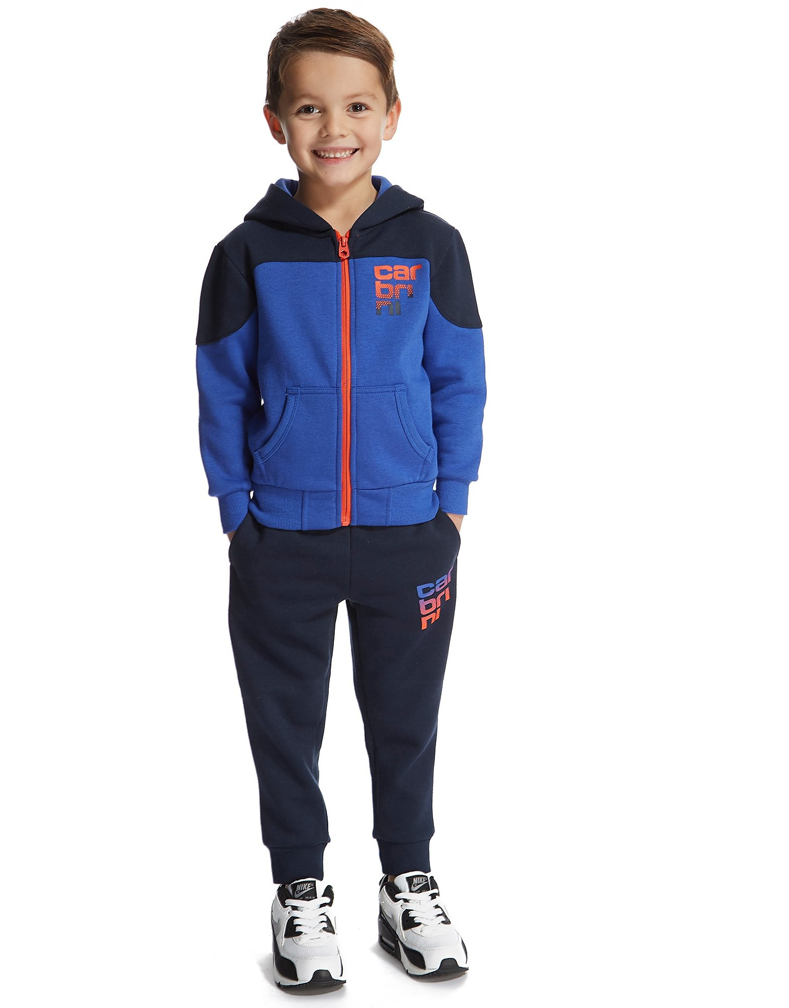 Carbrini Rotor 2 Print Suit Children