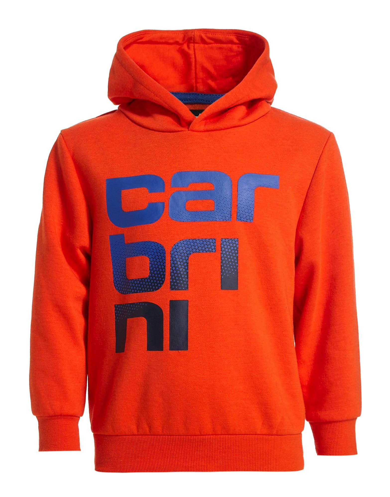 Carbrini Rocket Print Hoody Children
