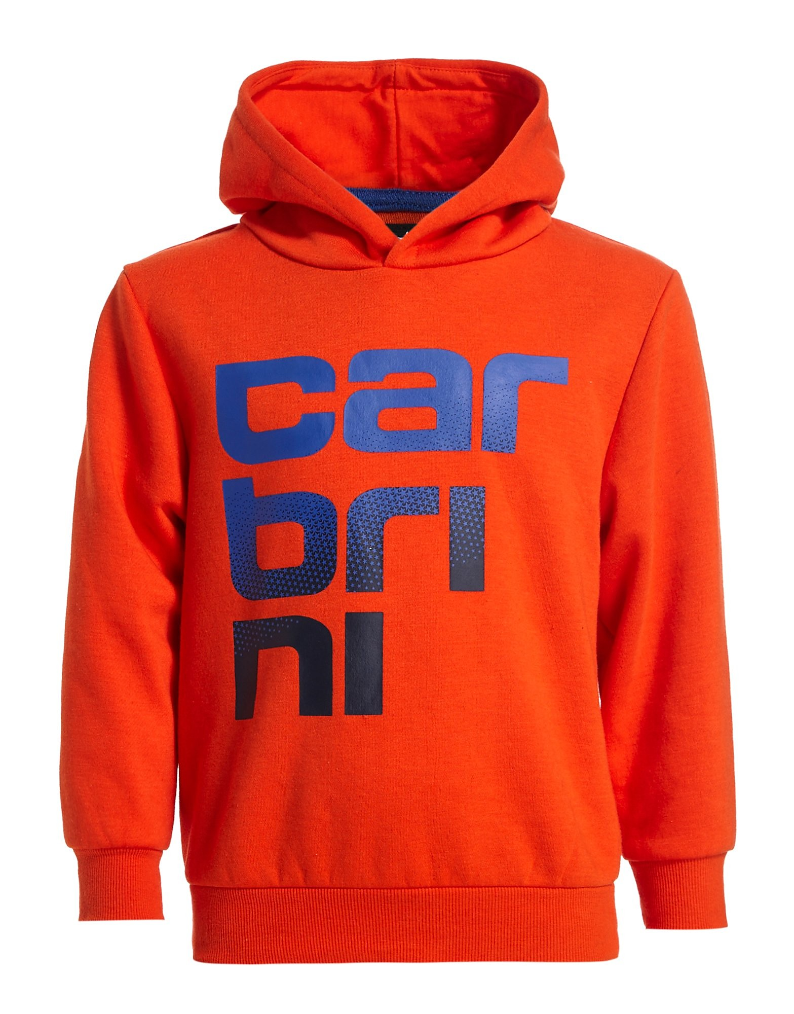Carbrini Rocket Print Hoody Children